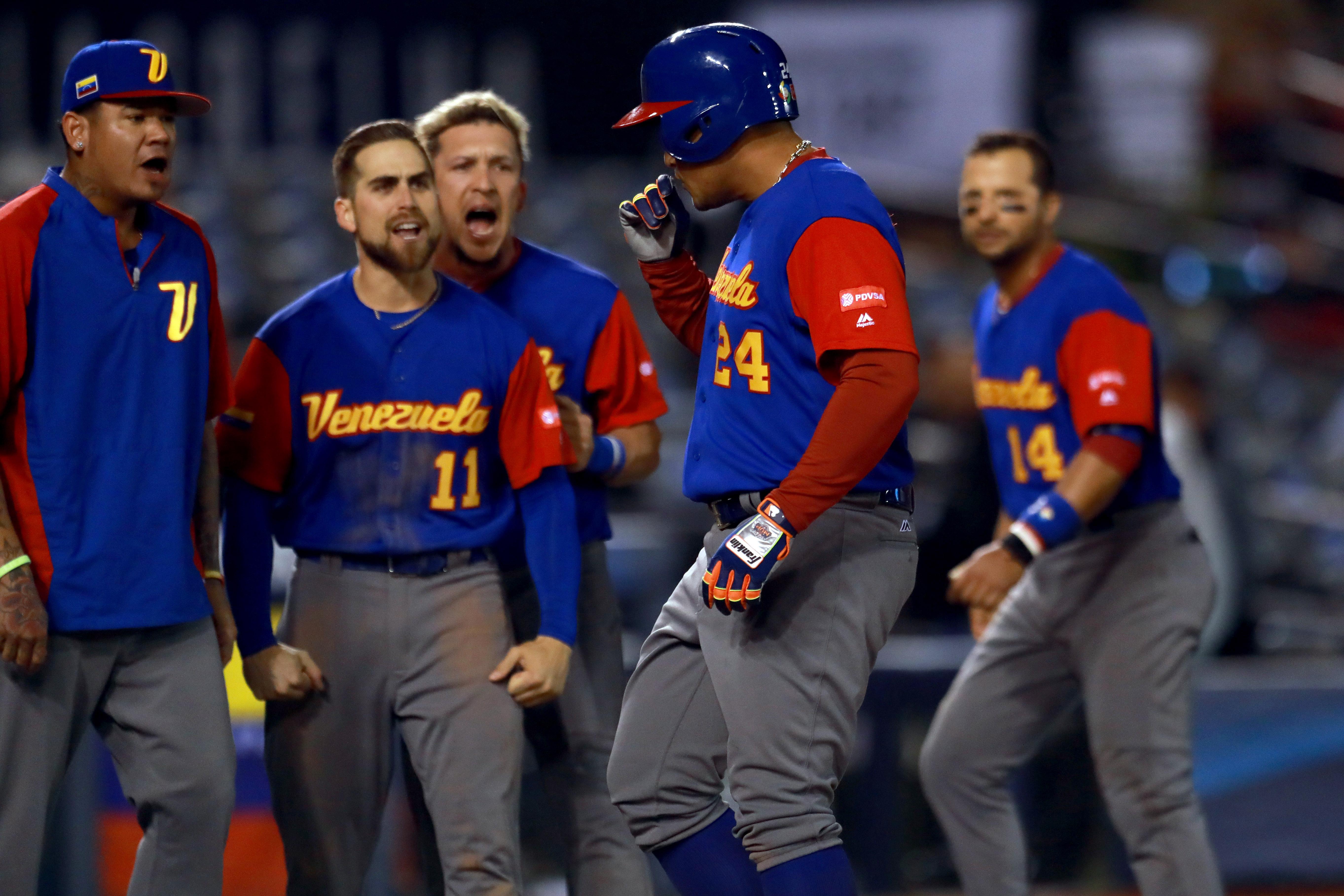 World Baseball Classic - Pool D - Game 7 - Venezuela v Italy