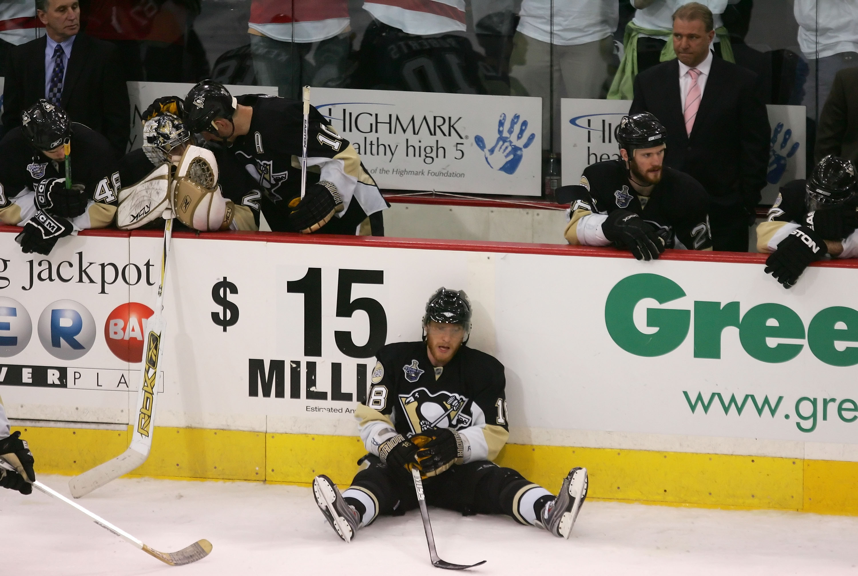 Detroit Red Wings v Pittsburgh Penguins - Game Six