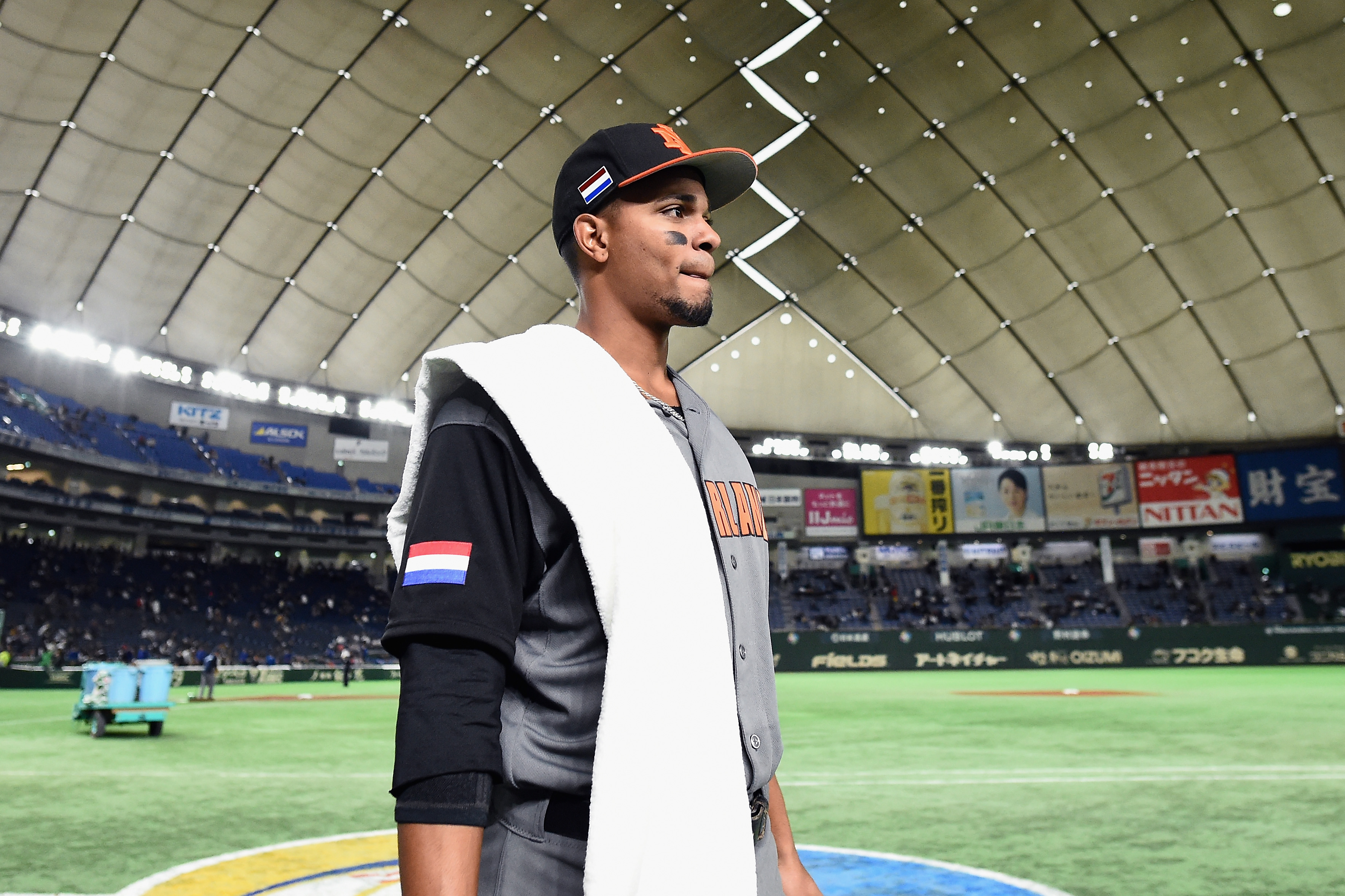 World Baseball Classic - Pool E - Game 5 - Netherlands v Cuba