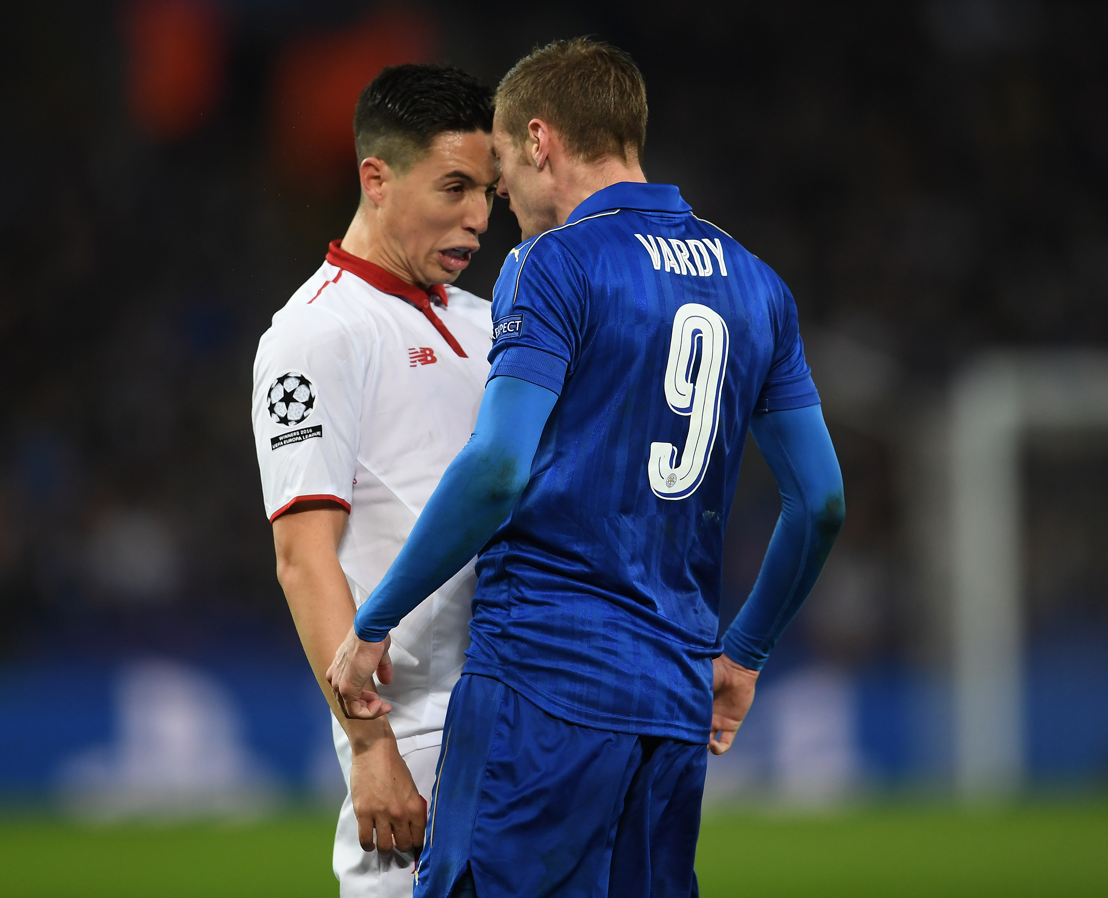 Leicester City's Champions League win over Sevilla shows they're the exception to all rules
