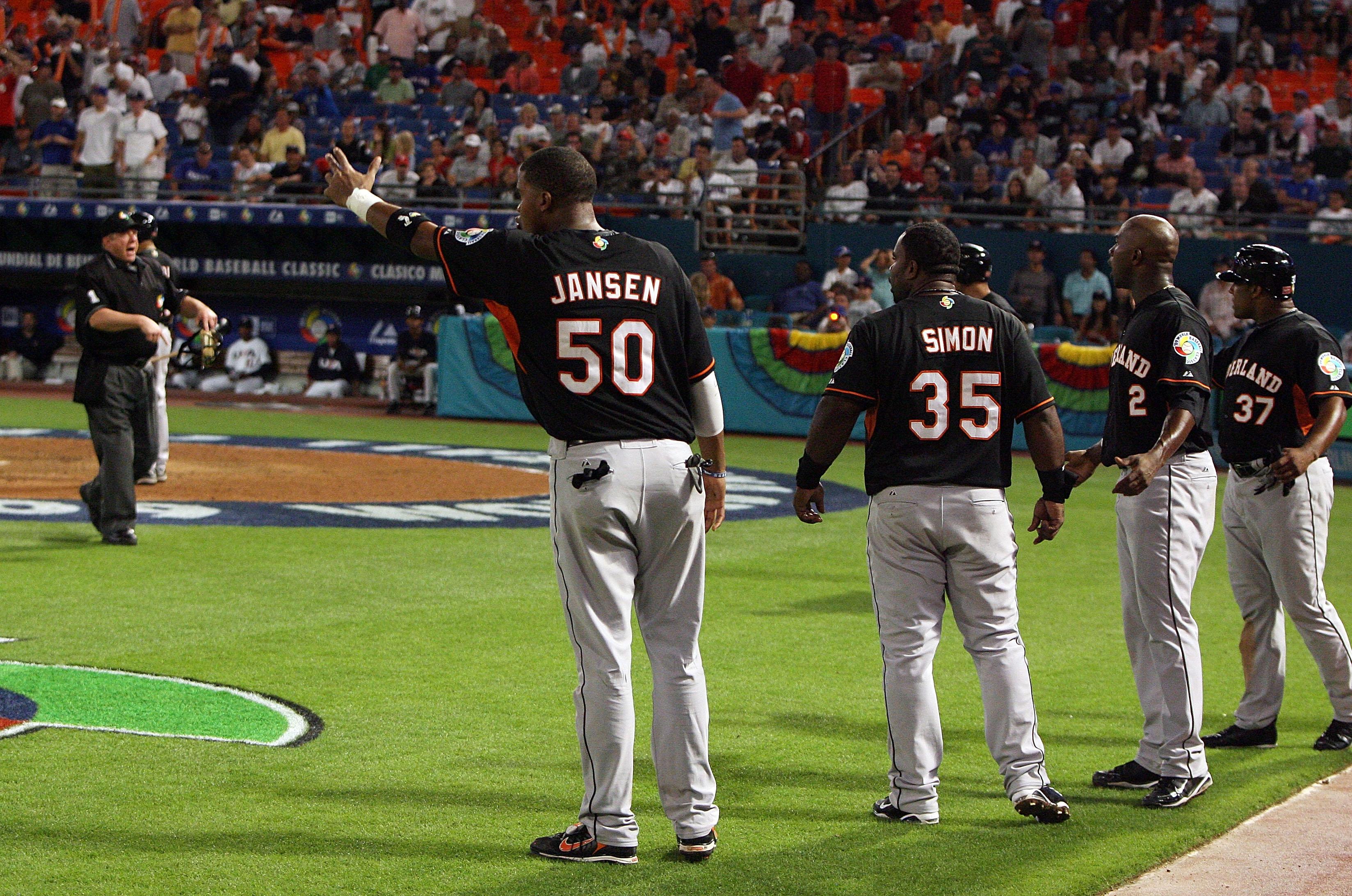 World Baseball Classic 2009 - Netherlands v USA