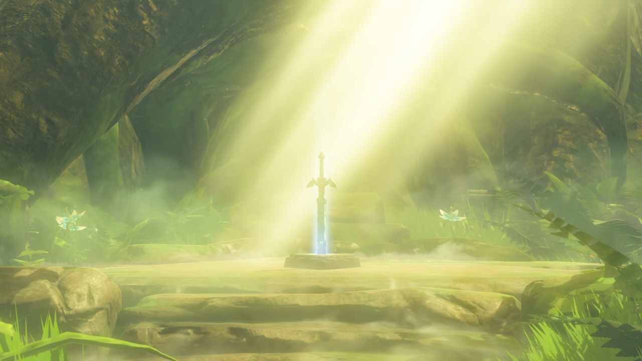 How to get the Master Sword in Zelda: Breath of the Wild