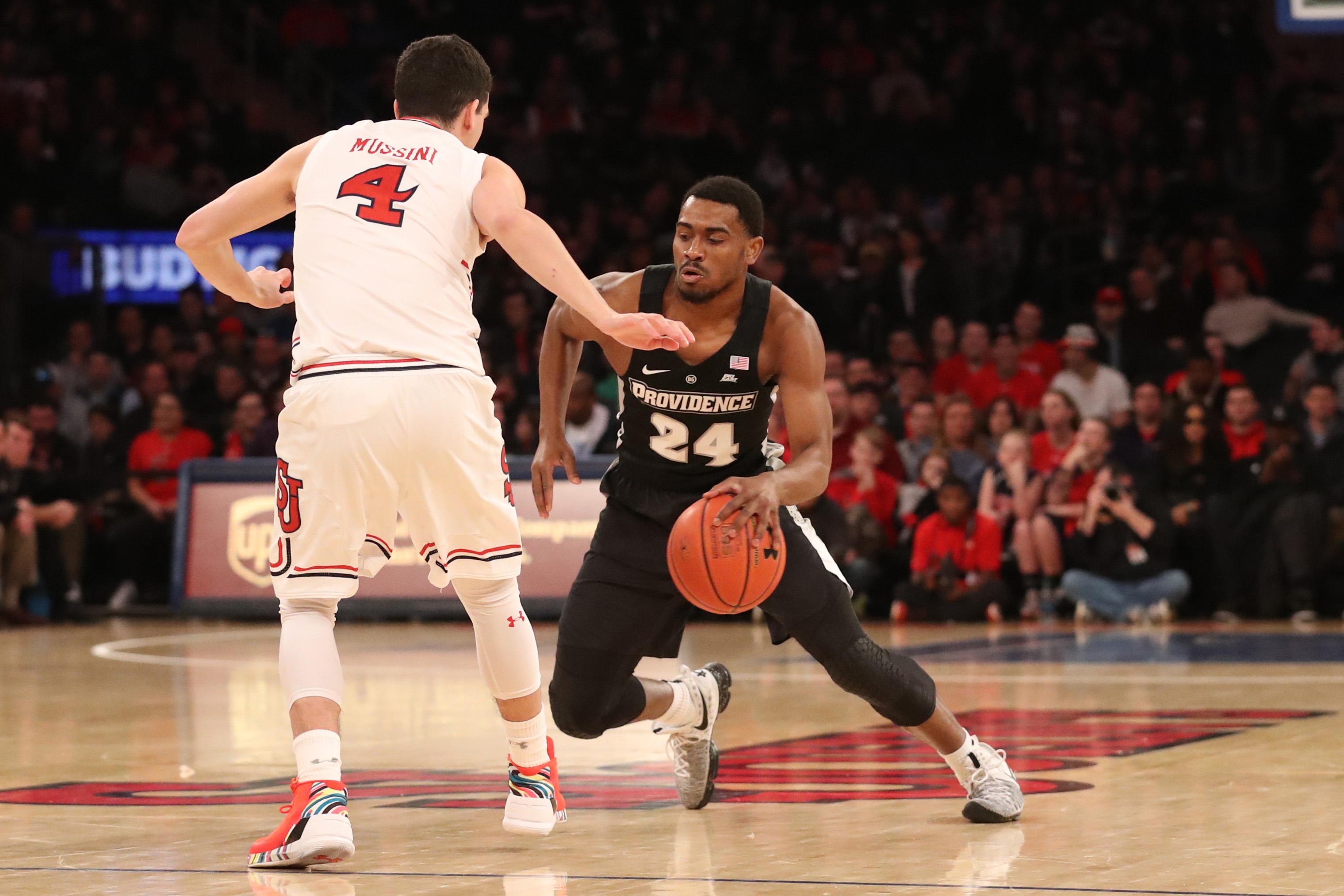 NCAA Basketball: Providence at St. John