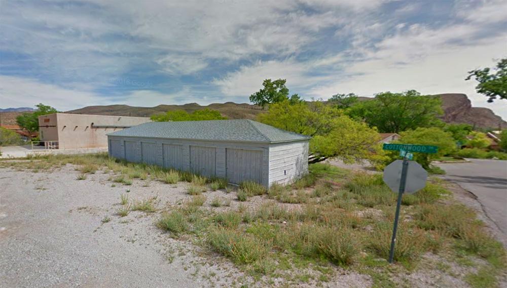 Proposed Cottonwood Station location