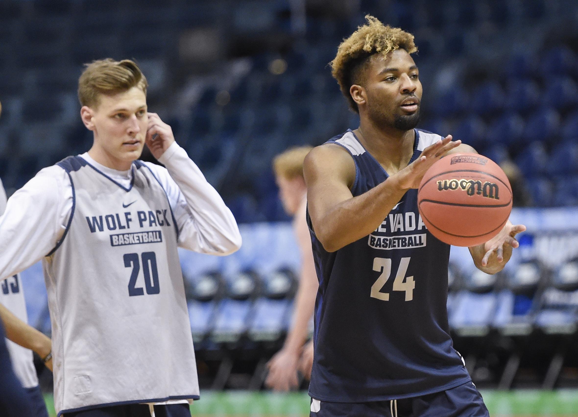 NCAA Basketball: NCAA Tournament-Milwaukee Practice