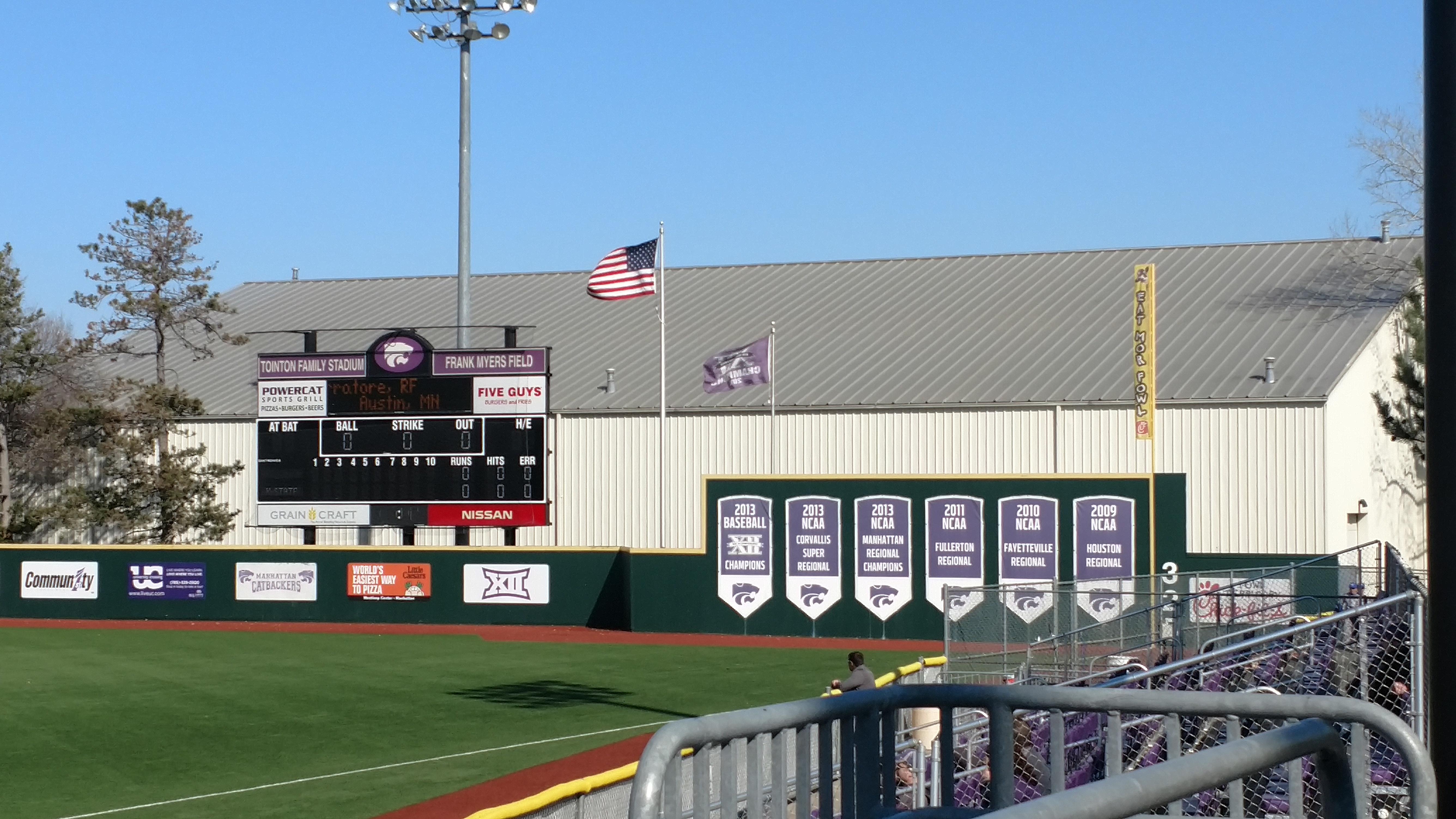 Baseball school.