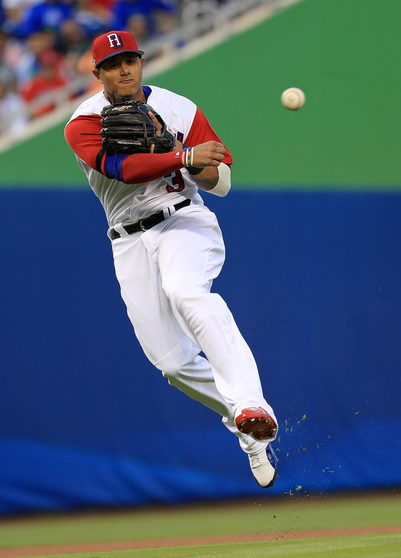 World Baseball Classic - Pool C - Game 1 - Canada v Dominican Republic