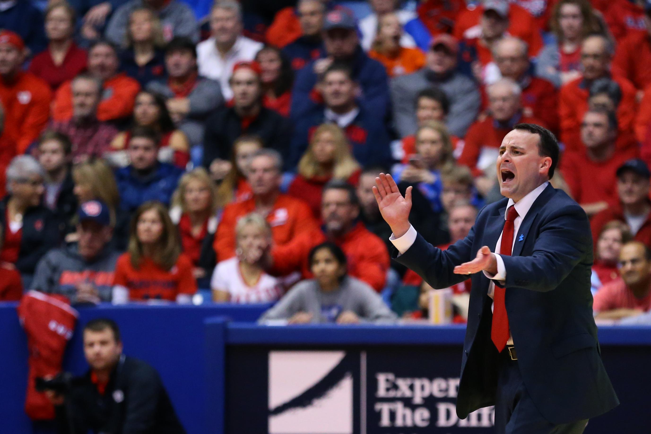 NCAA Basketball: Duquesne at Dayton