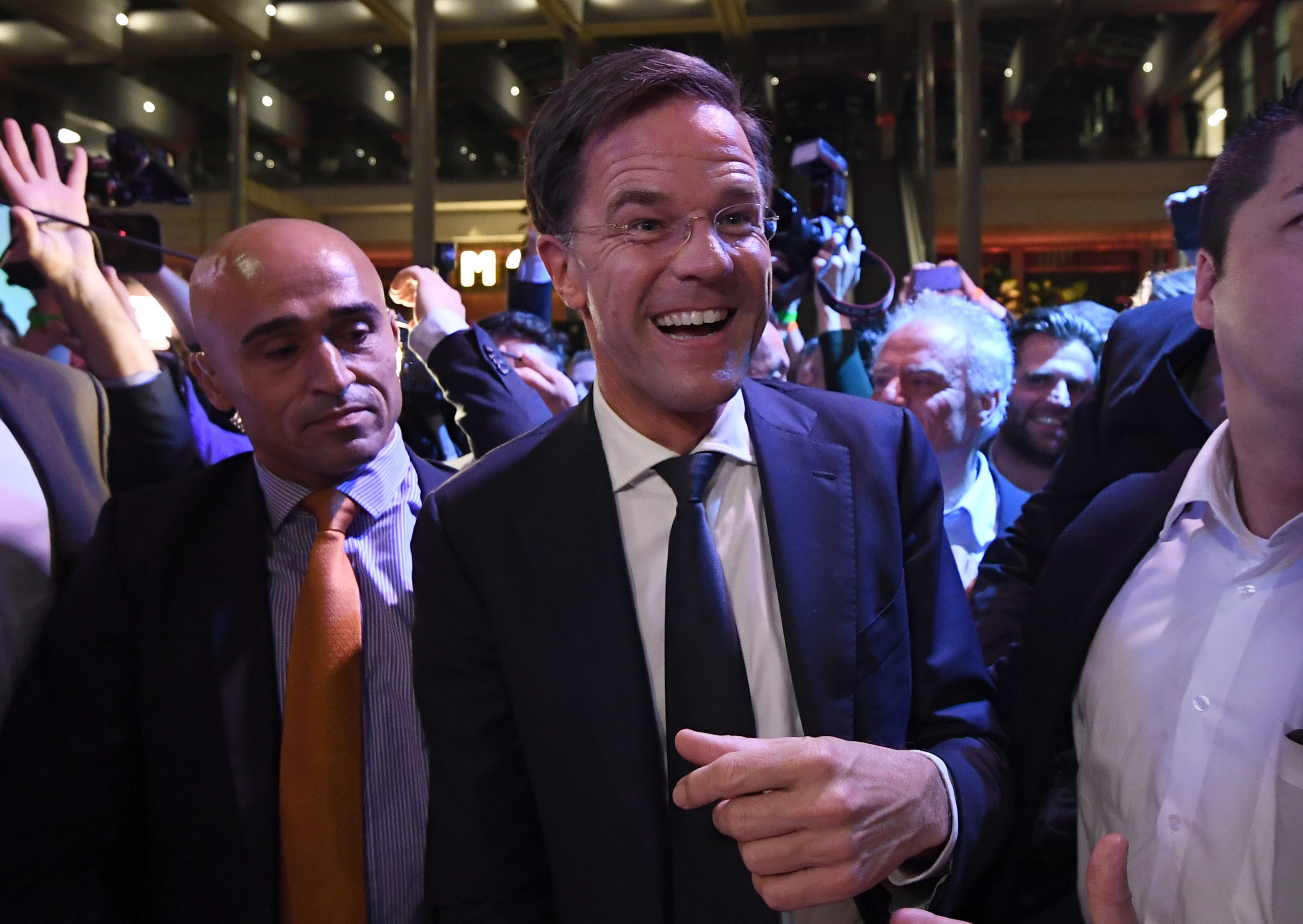 People's Party for Freedom and Democracy Declared Winners of Dutch Election