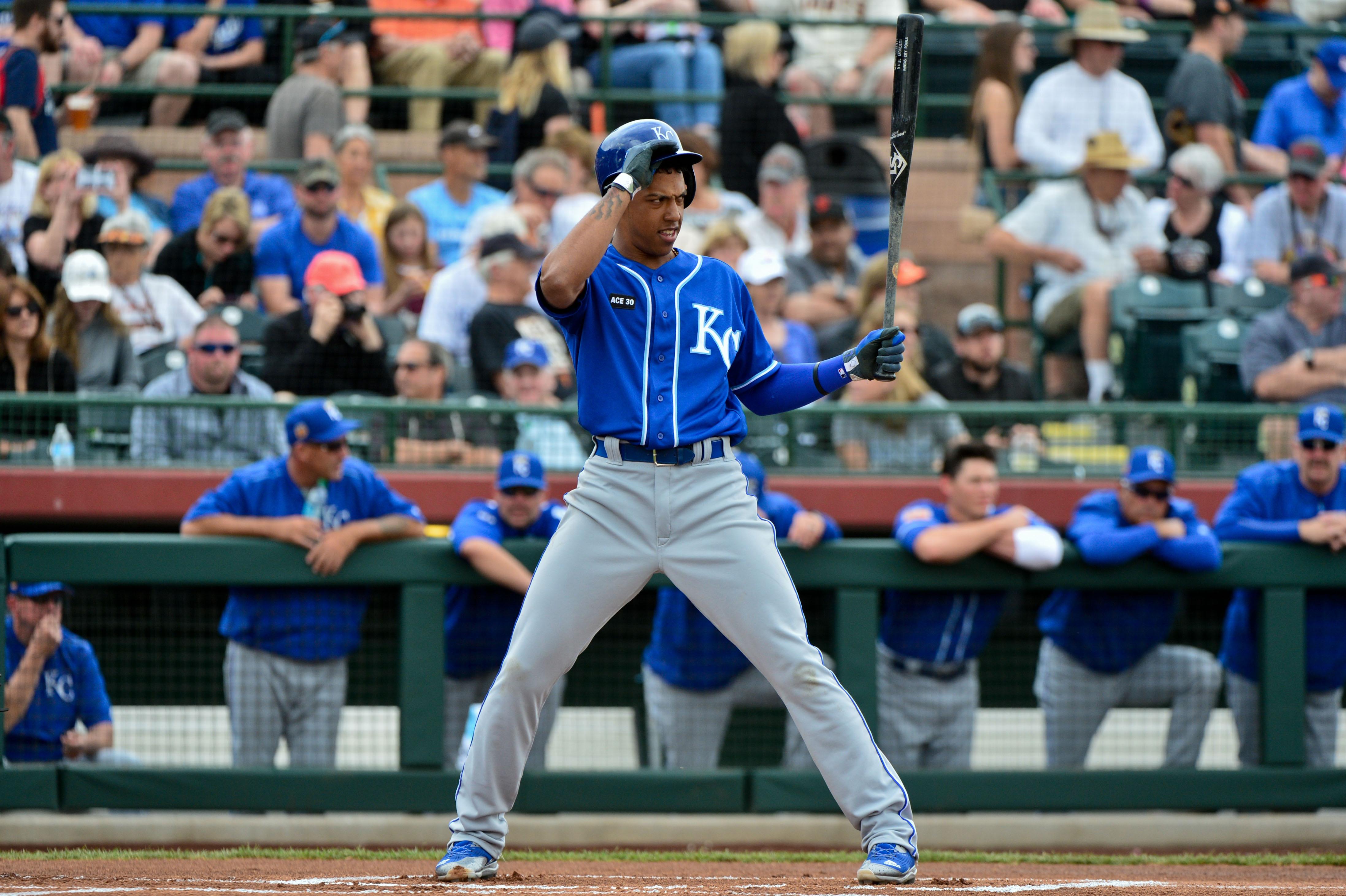 MLB: Spring Training-Kansas City Royals at San Francisco Giants
