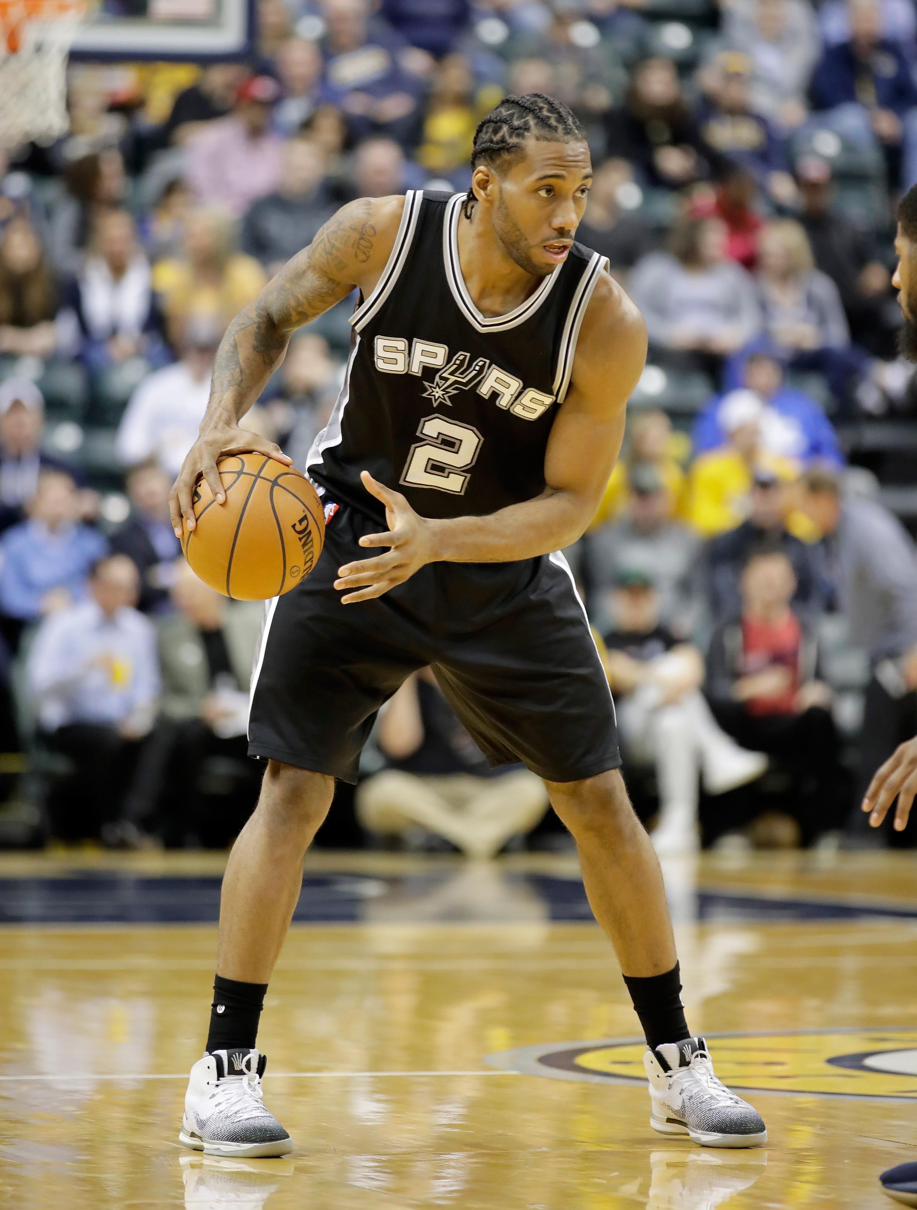 San Antonio Spurs v Indiana Pacers