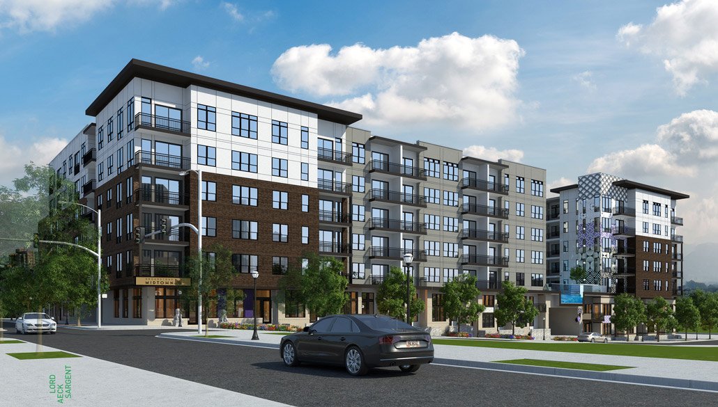 Atlanta Apartments Tap Local Artists To Help New Properties Stand Out