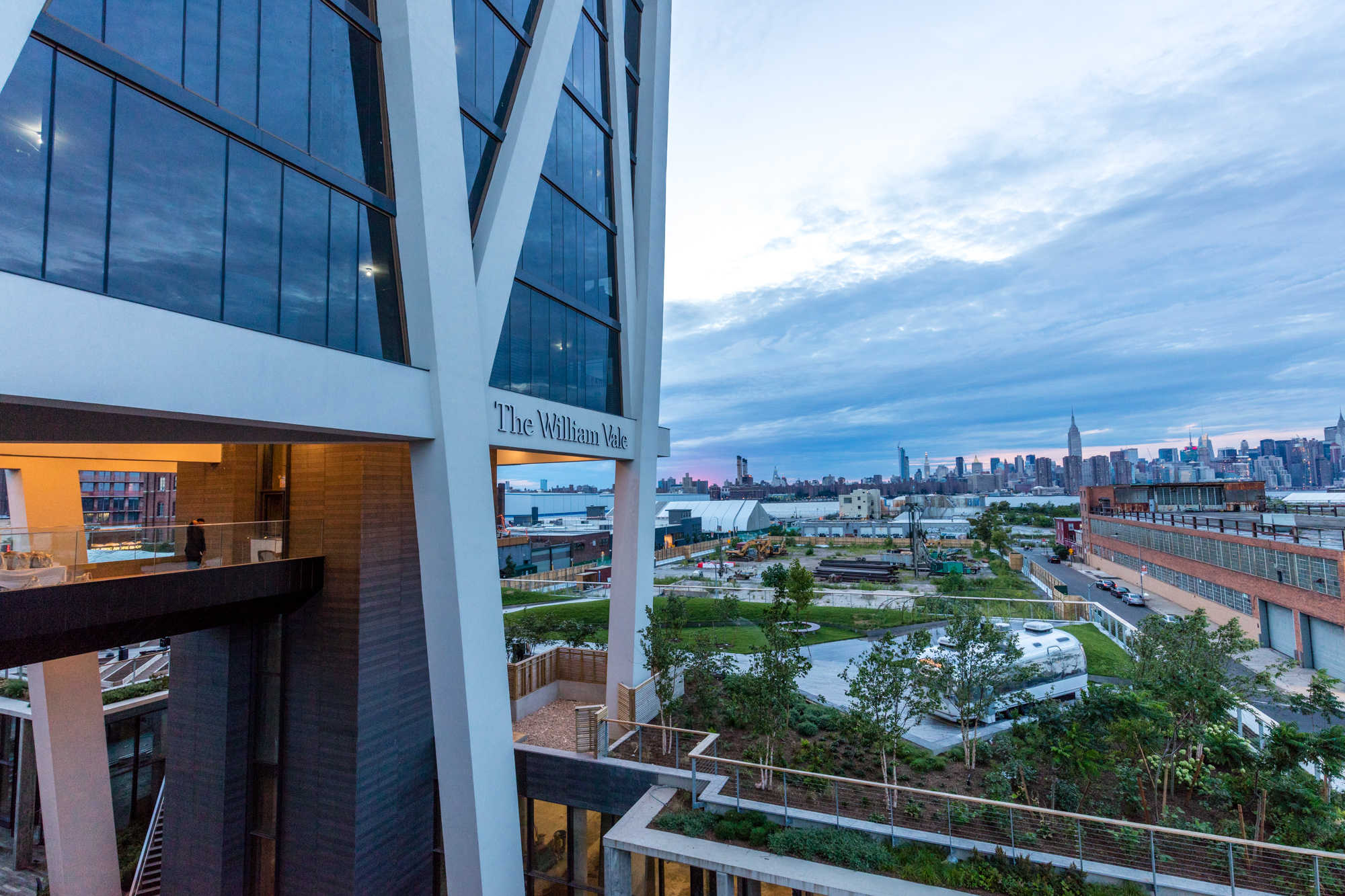 The best rooftop bars—with views—at NYC hotels