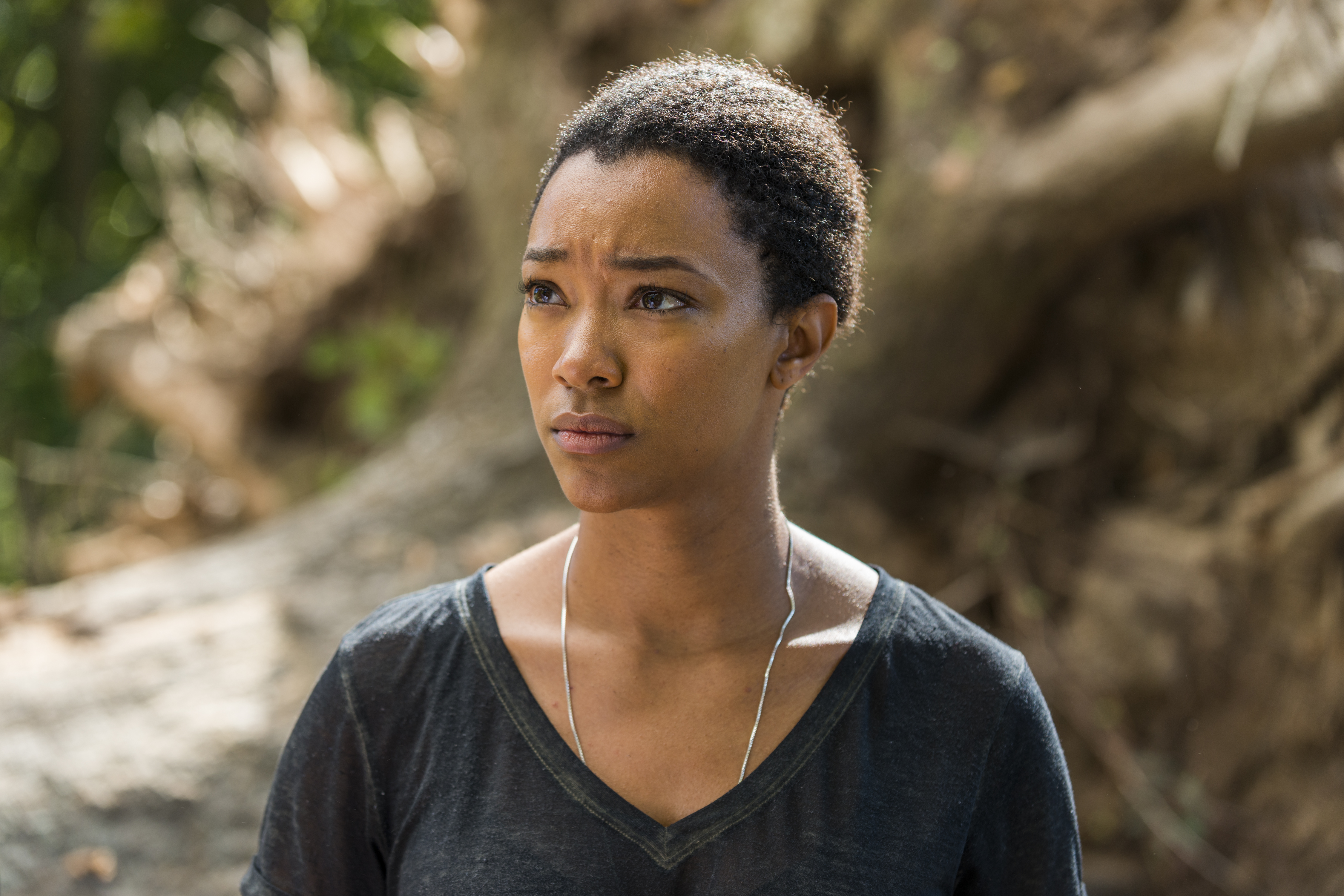 """The Walking Dead, season 7, episode 14: """"The Other Side"""" is a full hour of stalling"""