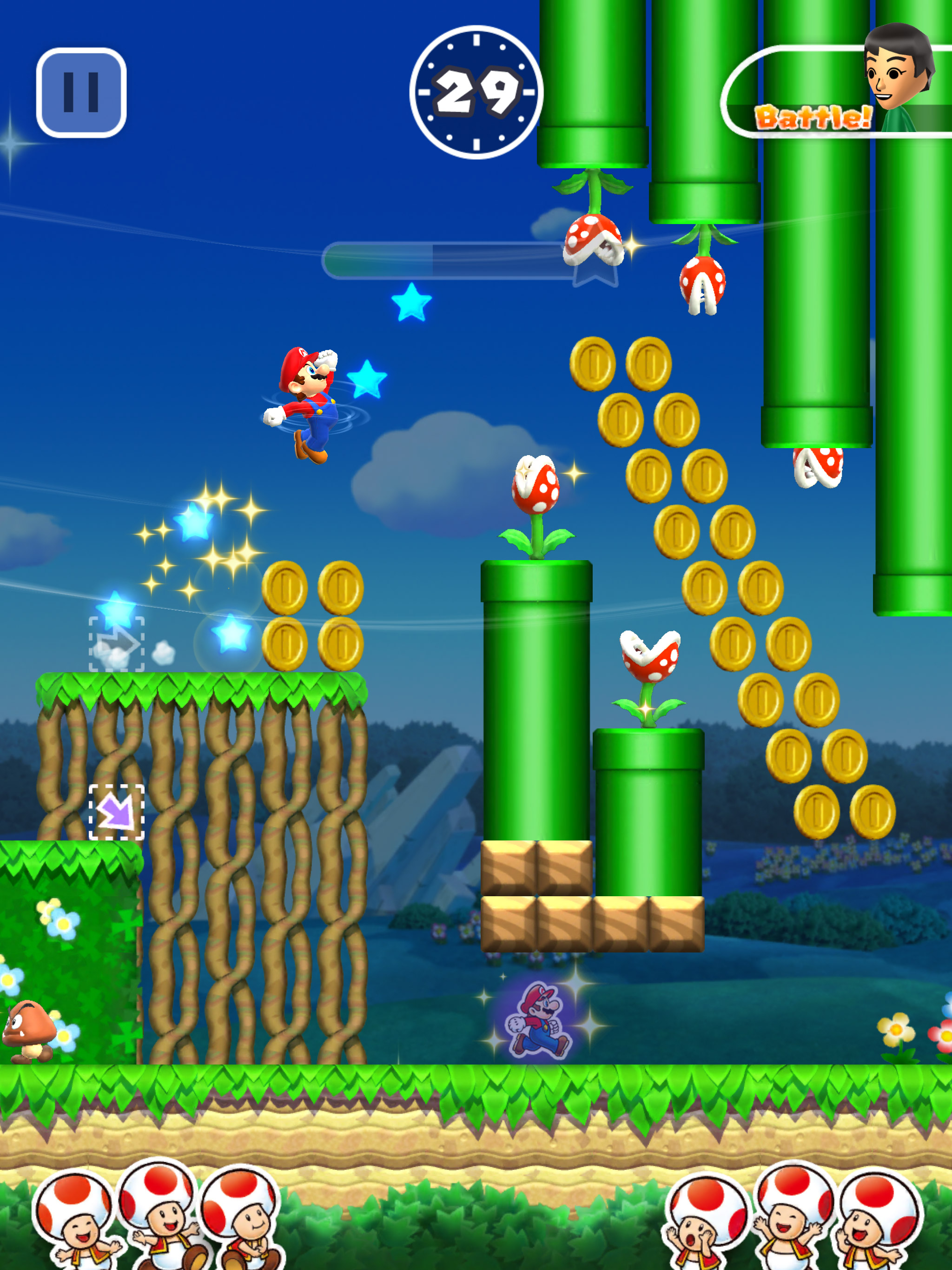 Super Mario Run now available for Android (update)
