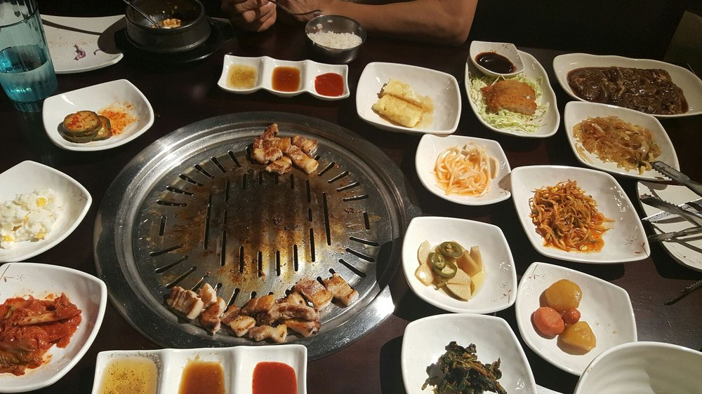The East Side Has a New Korean Barbecue