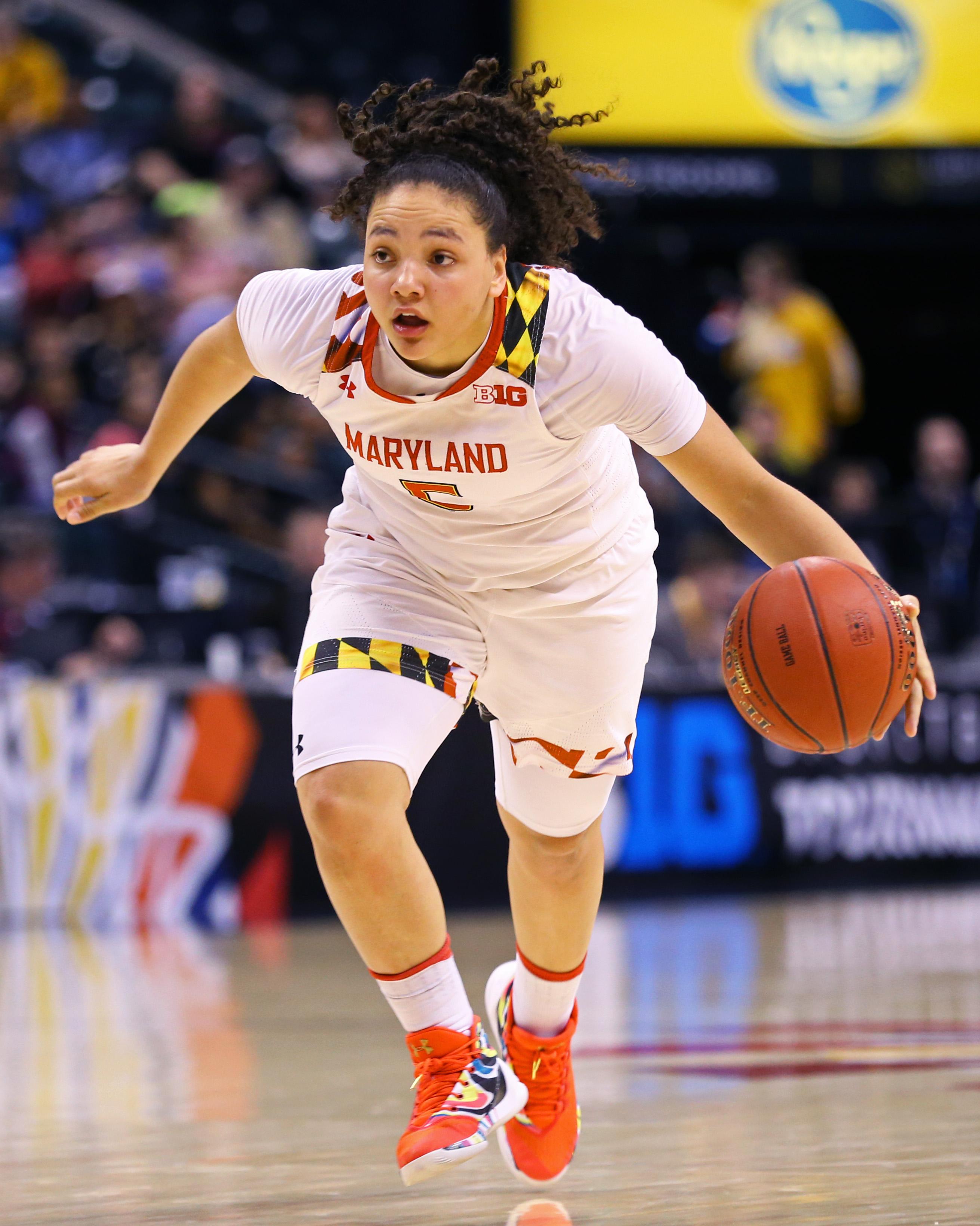 NCAA Womens Basketball: Big Ten Conference Tournament-Purdue vs Maryland