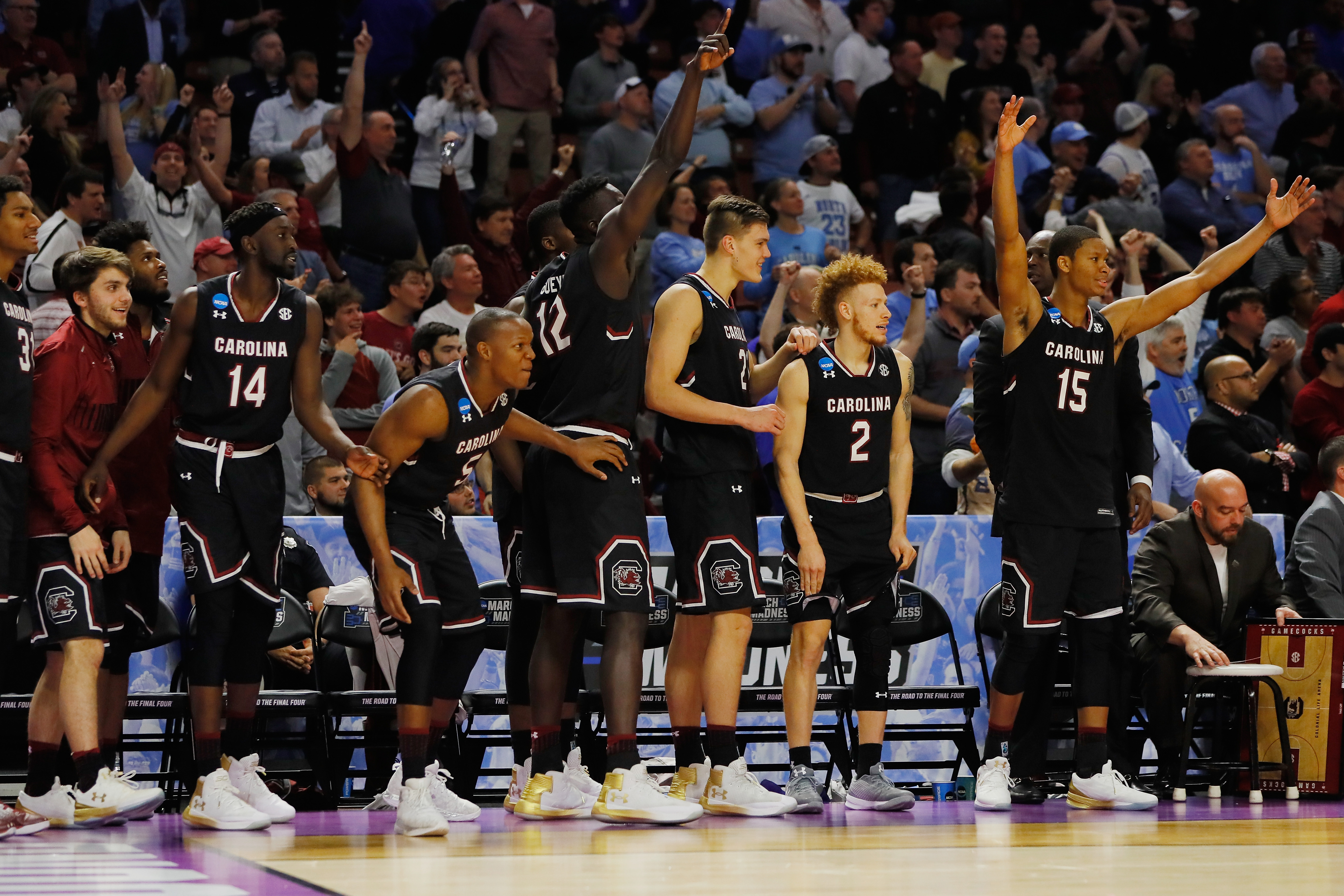 Your March Madness bracket isn't as busted as you think