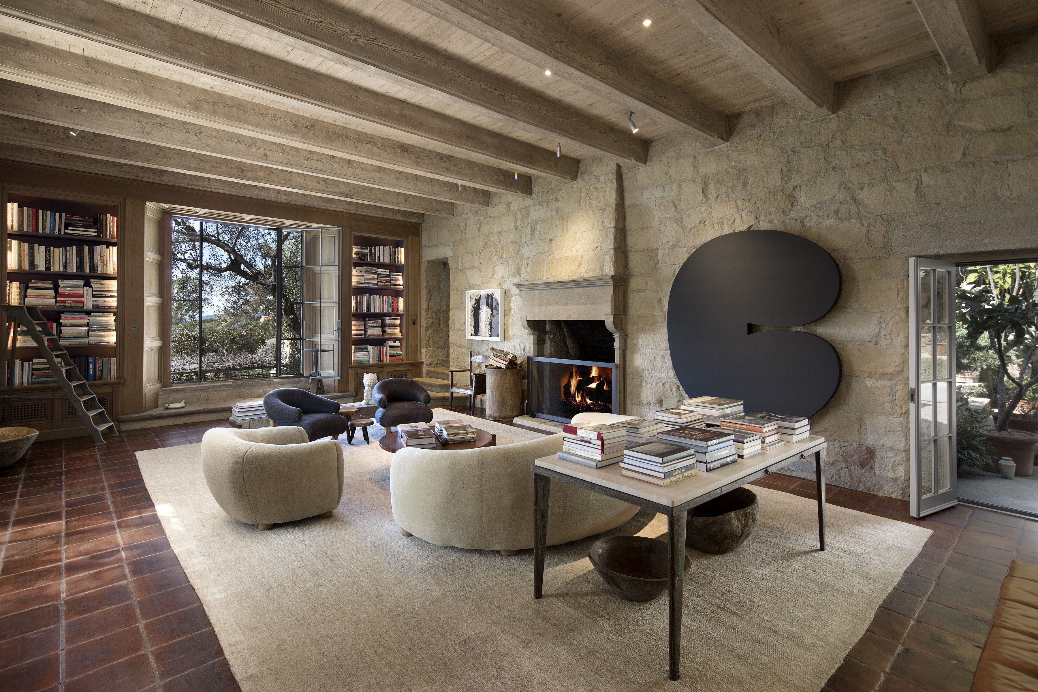 celebrity homes curbed