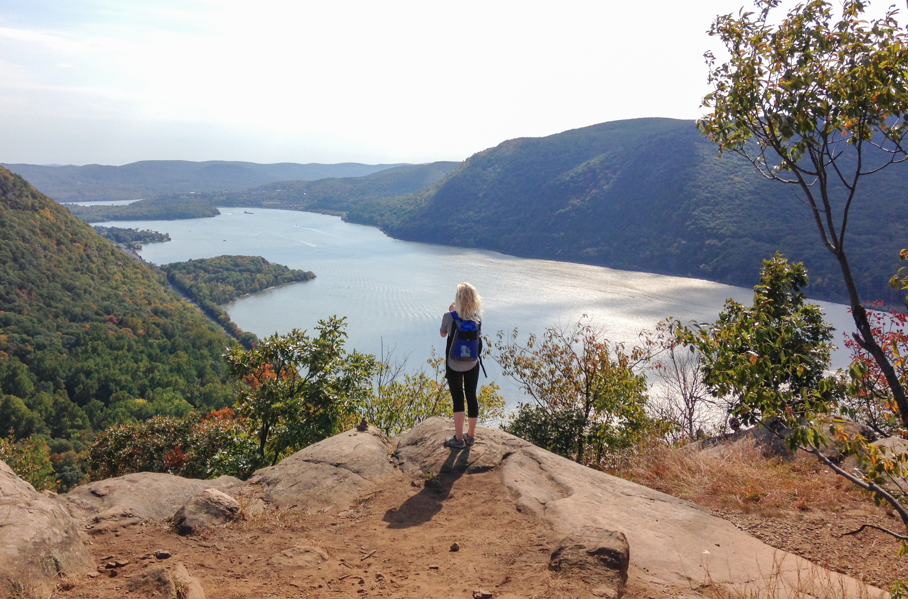 Best hiking near NYC you can get to by public transportation