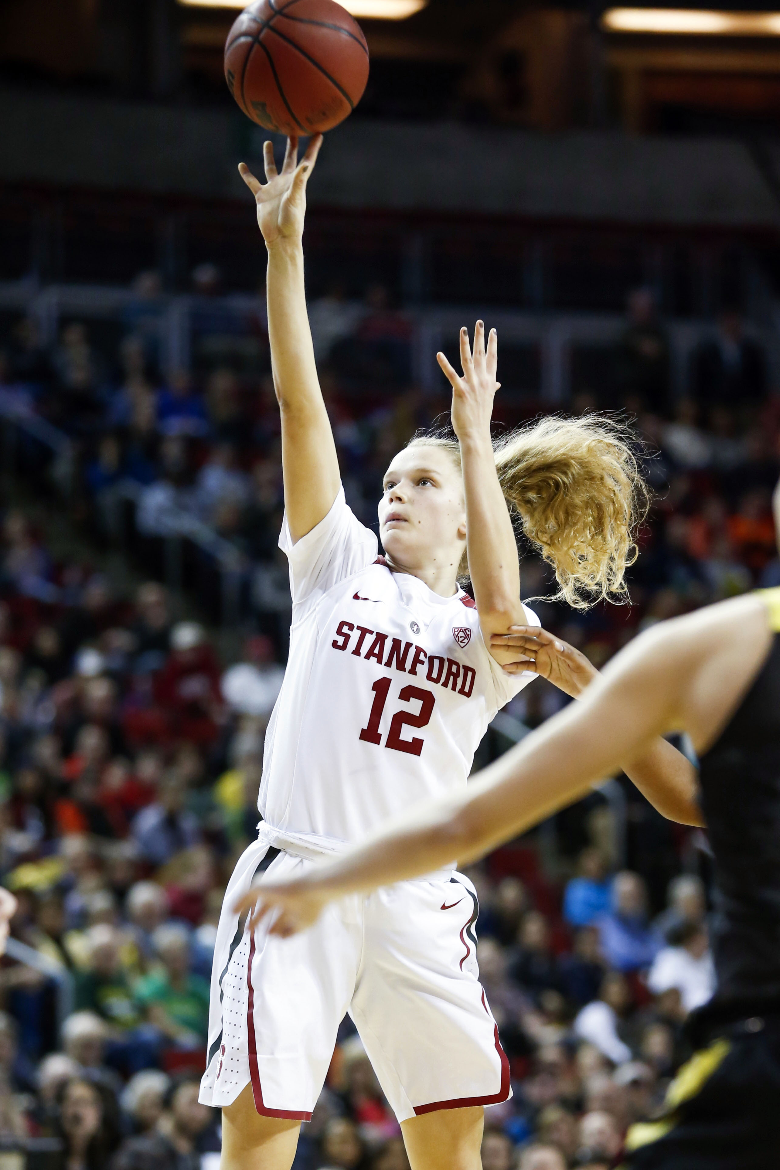 NCAA Womens Basketball: Pac-12 Conference Tournament-Stanford vs Oregon