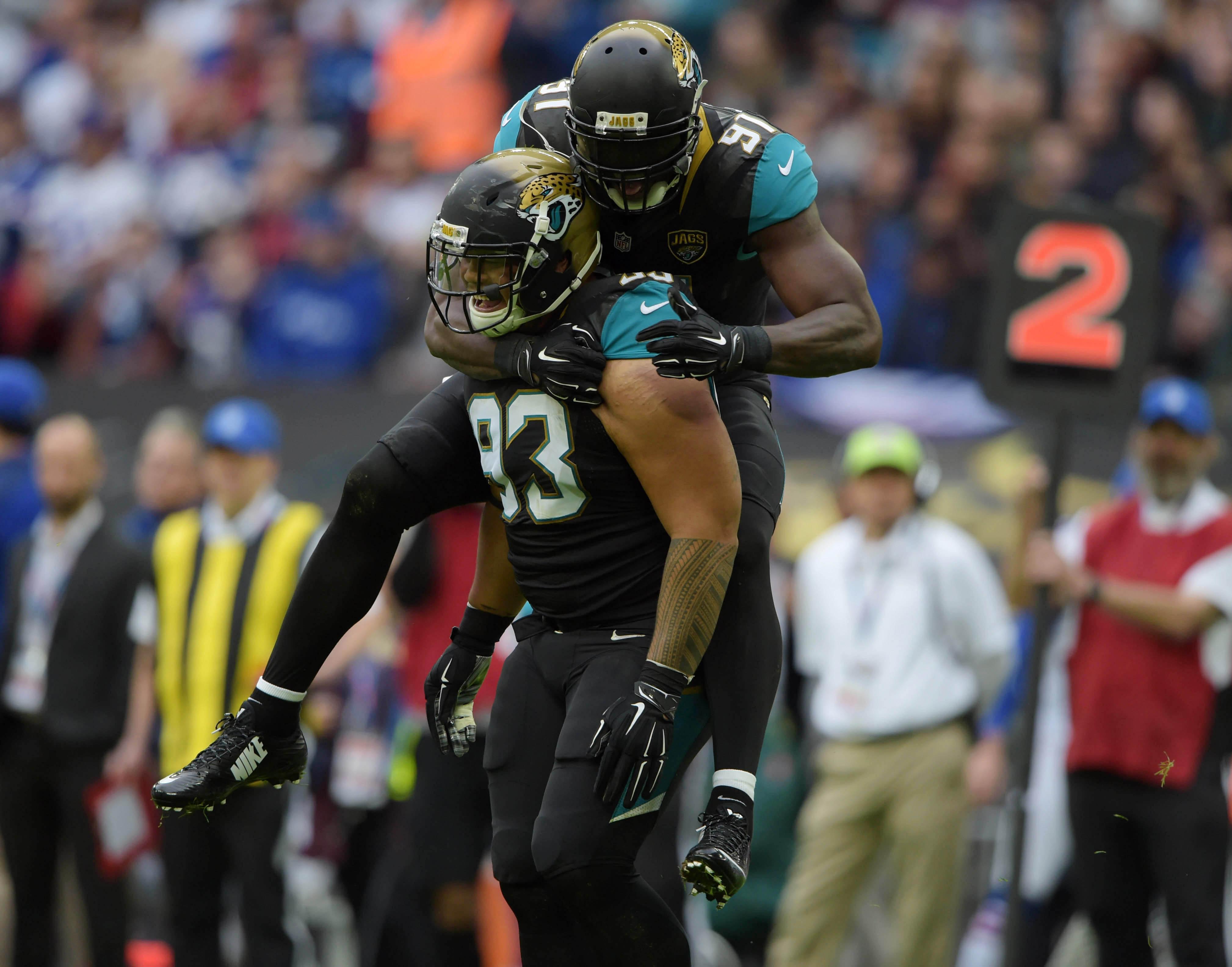 NFL: International Series-Buffalo Bills at Jacksonville Jaguars