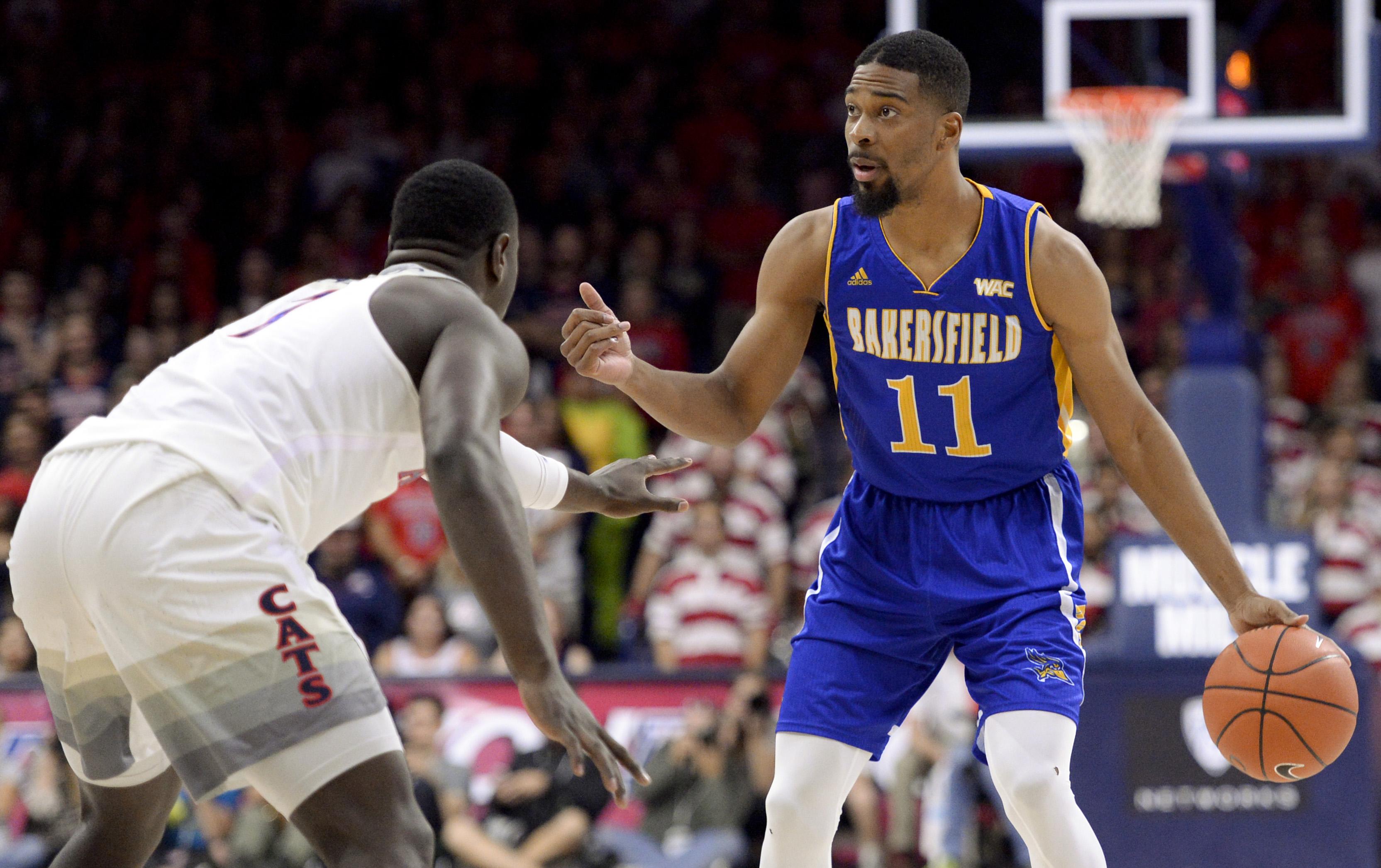 NCAA Basketball: Cal. State - Bakersfield at Arizona