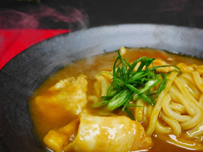 Daito's curry udon