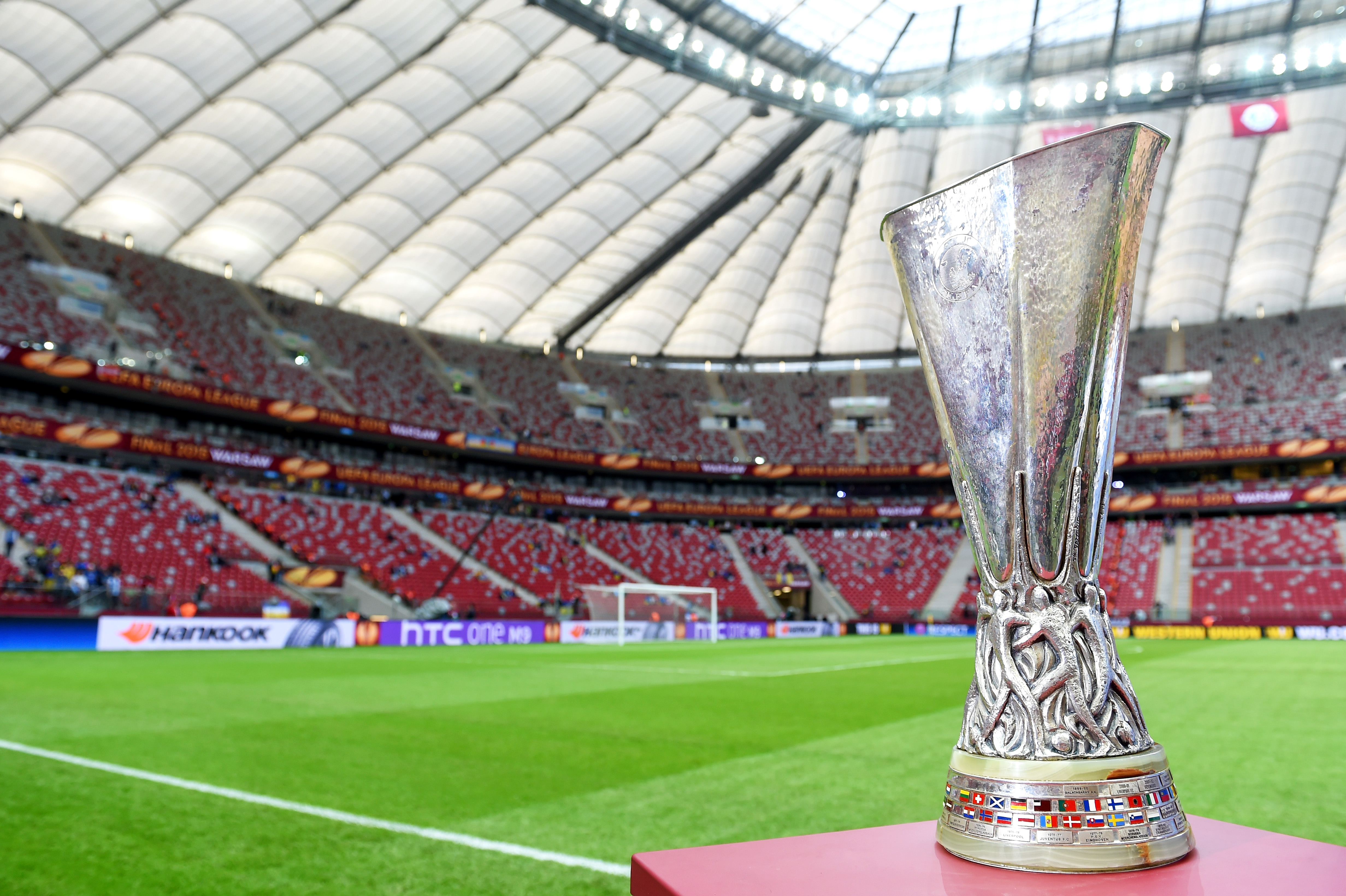 FC Dnipro Dnipropetrovsk v FC Sevilla - UEFA Europa League Final