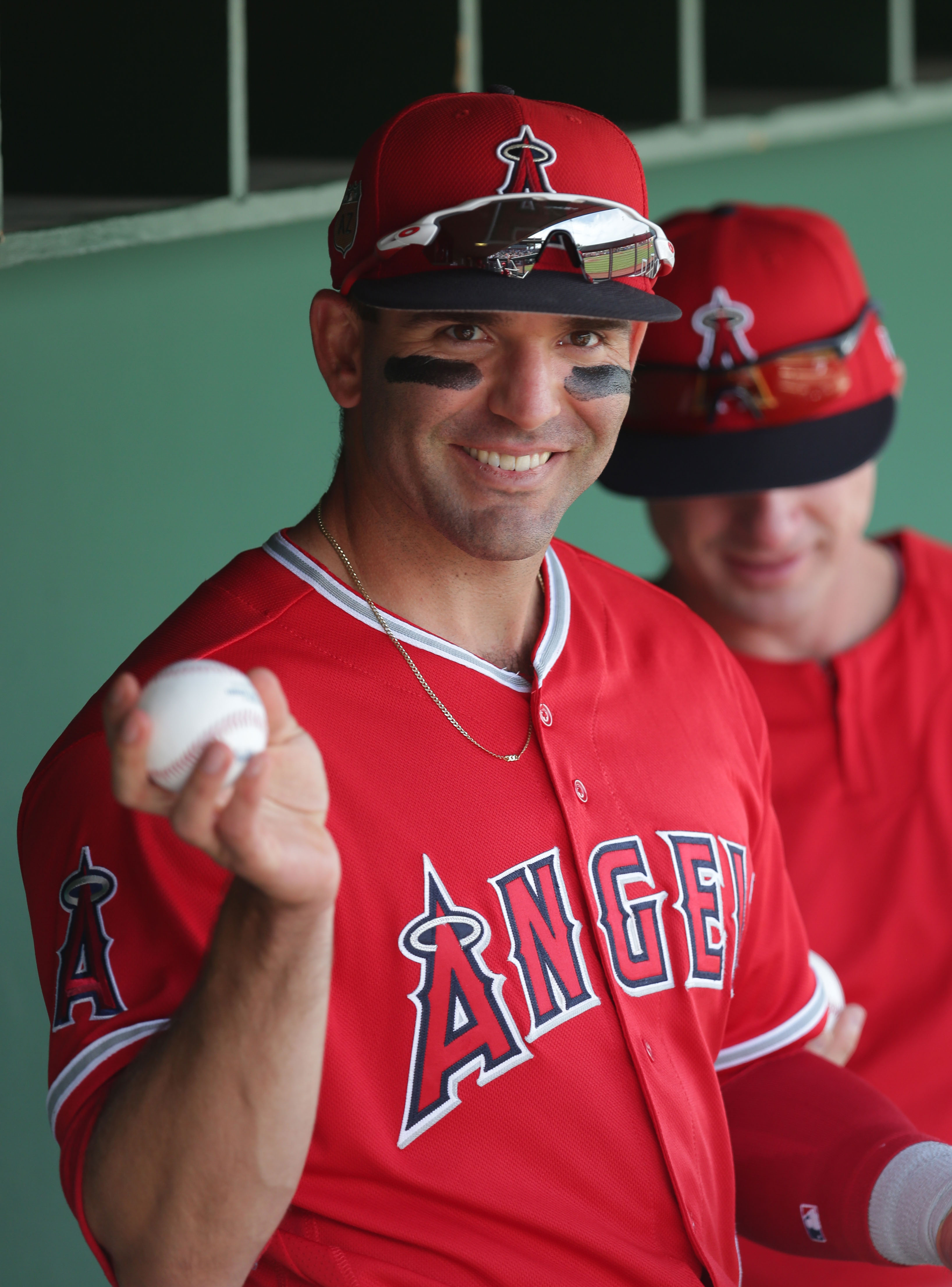 MLB: Spring Training-Los Angeles Angels at San Francisco Giants