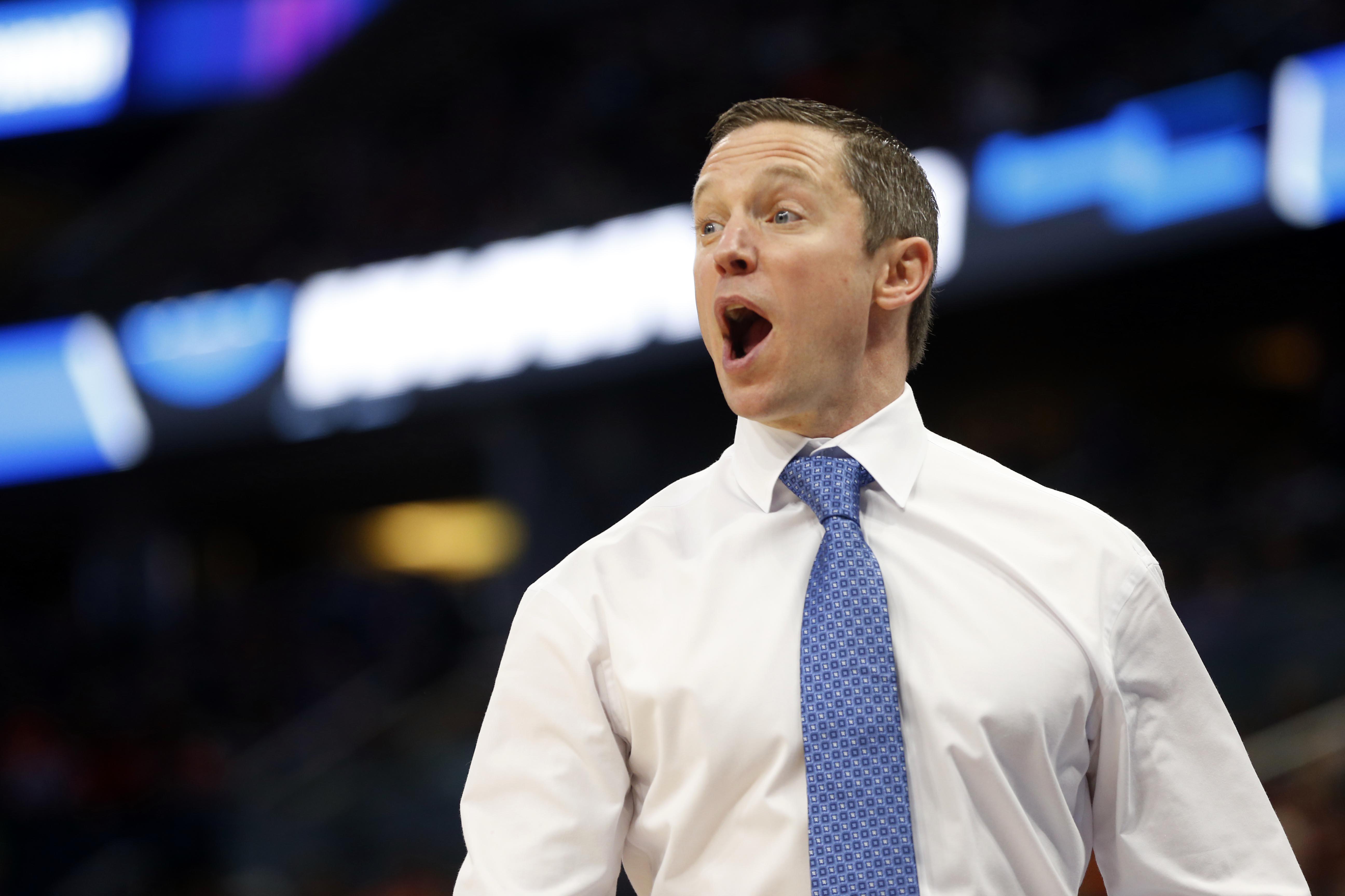 NCAA Basketball: NCAA Tournament-Second Round-Florida vs Virginia