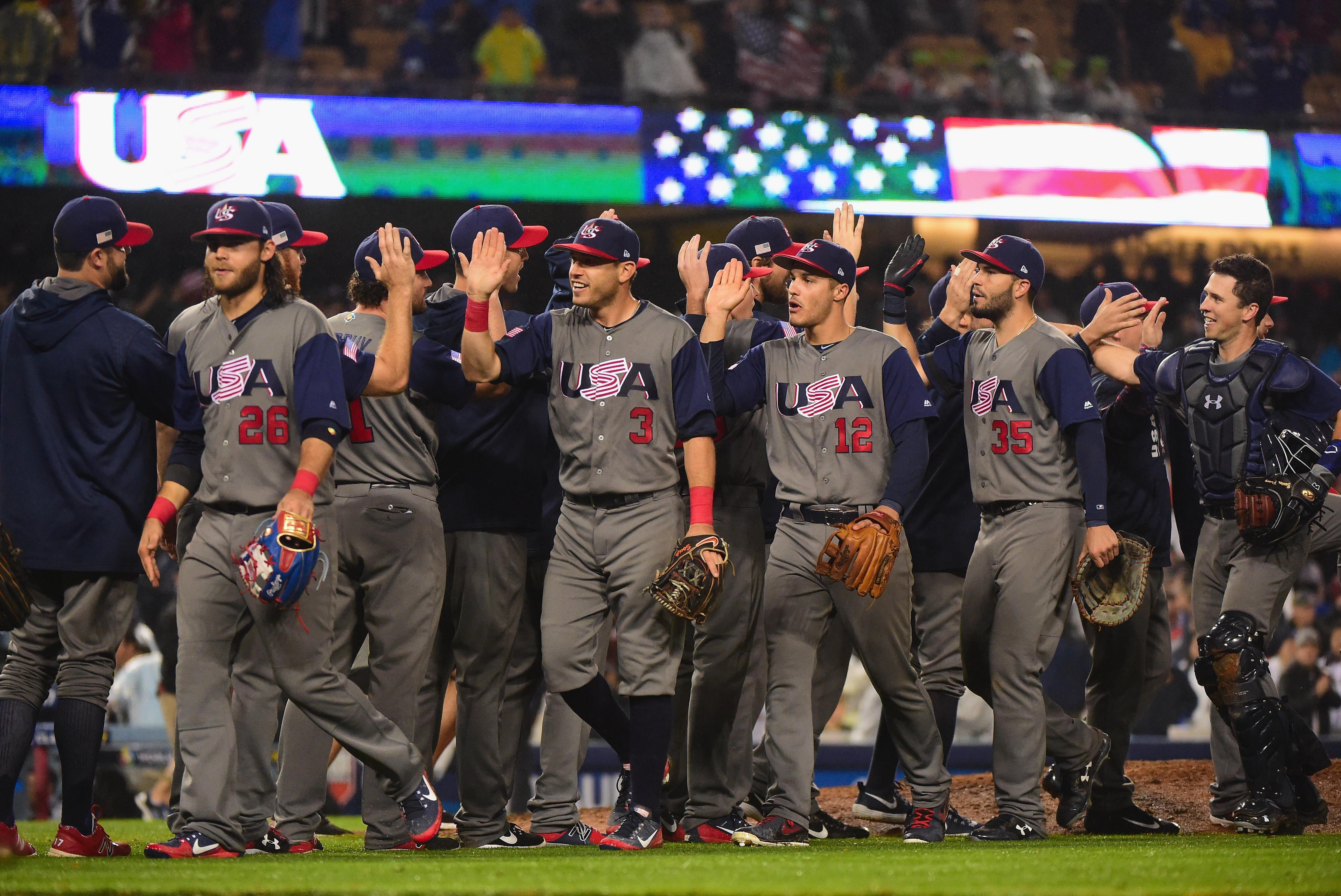 World Baseball Classic - Championship Round - Game 2 - United States v Japan