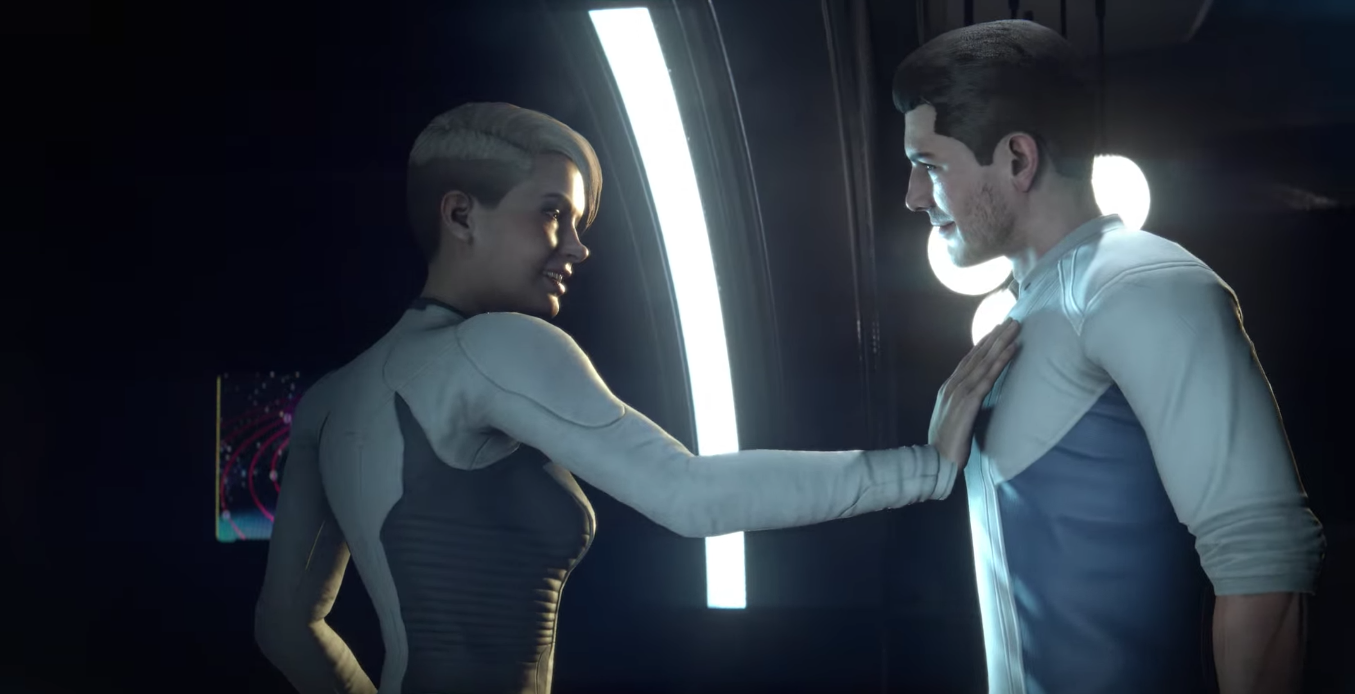 Mass Effect: Andromeda romance
