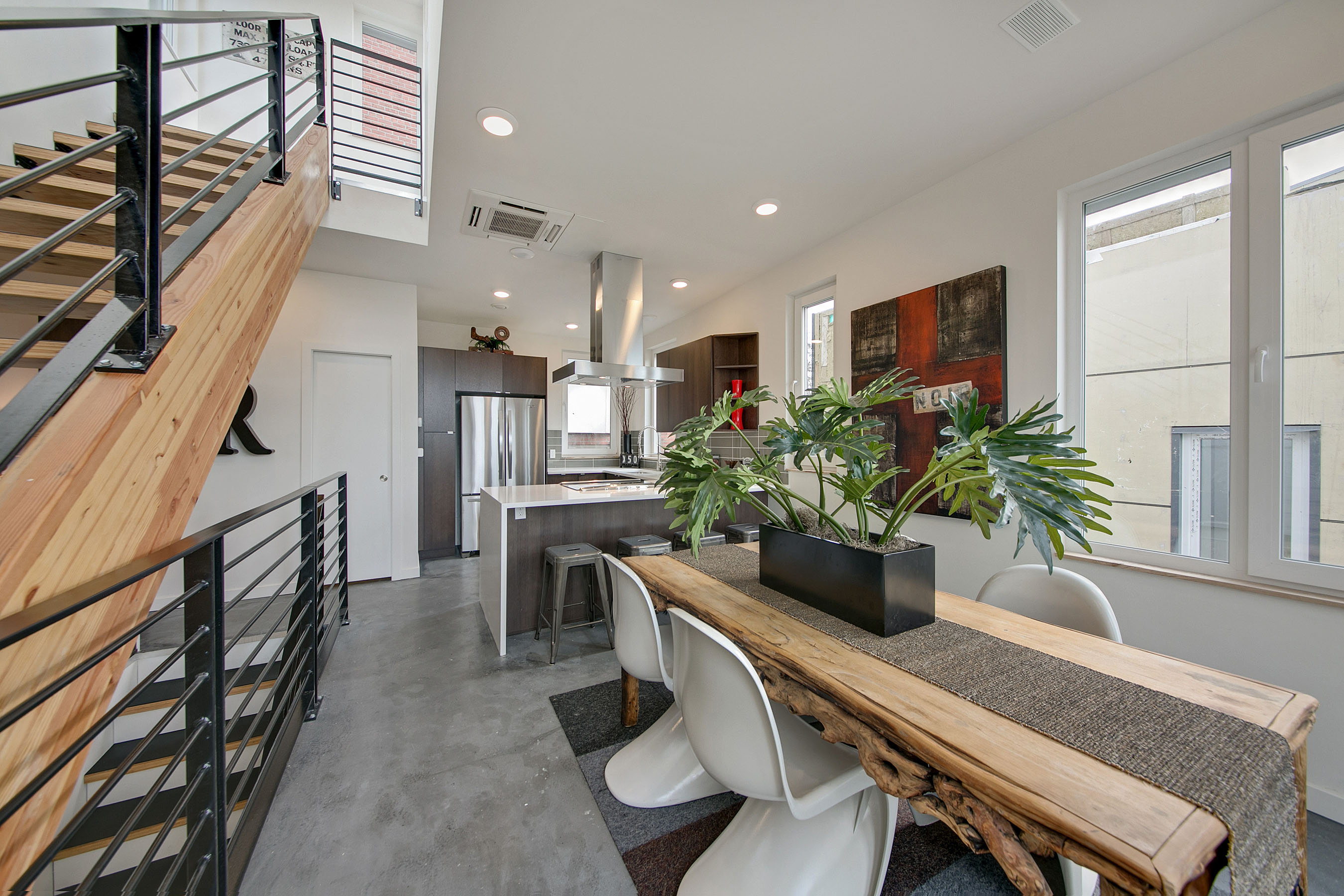 Passive townhouses in Capitol Hill win national award for green building