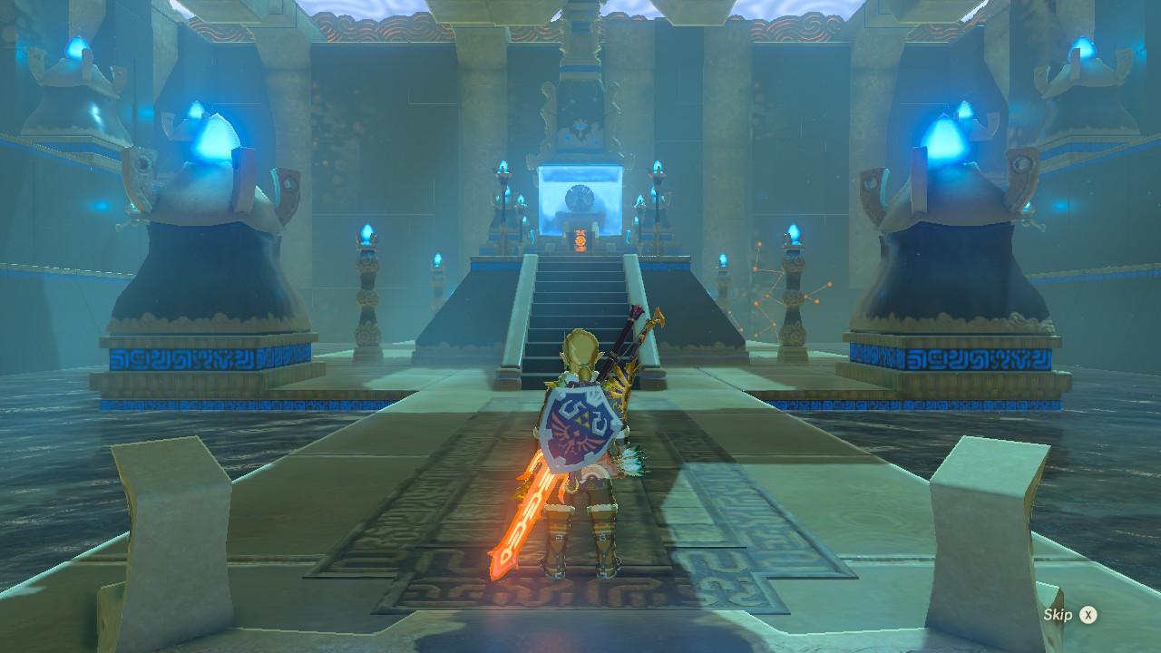 Zelda: Breath of the Wild guide: Jitan Sa'mi shrine location and strategy guide