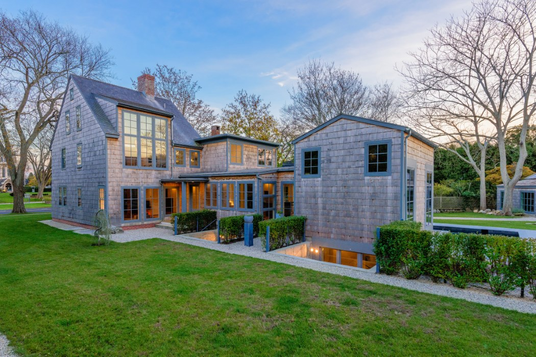 East Hampton home with parts from 1680 currently in contract