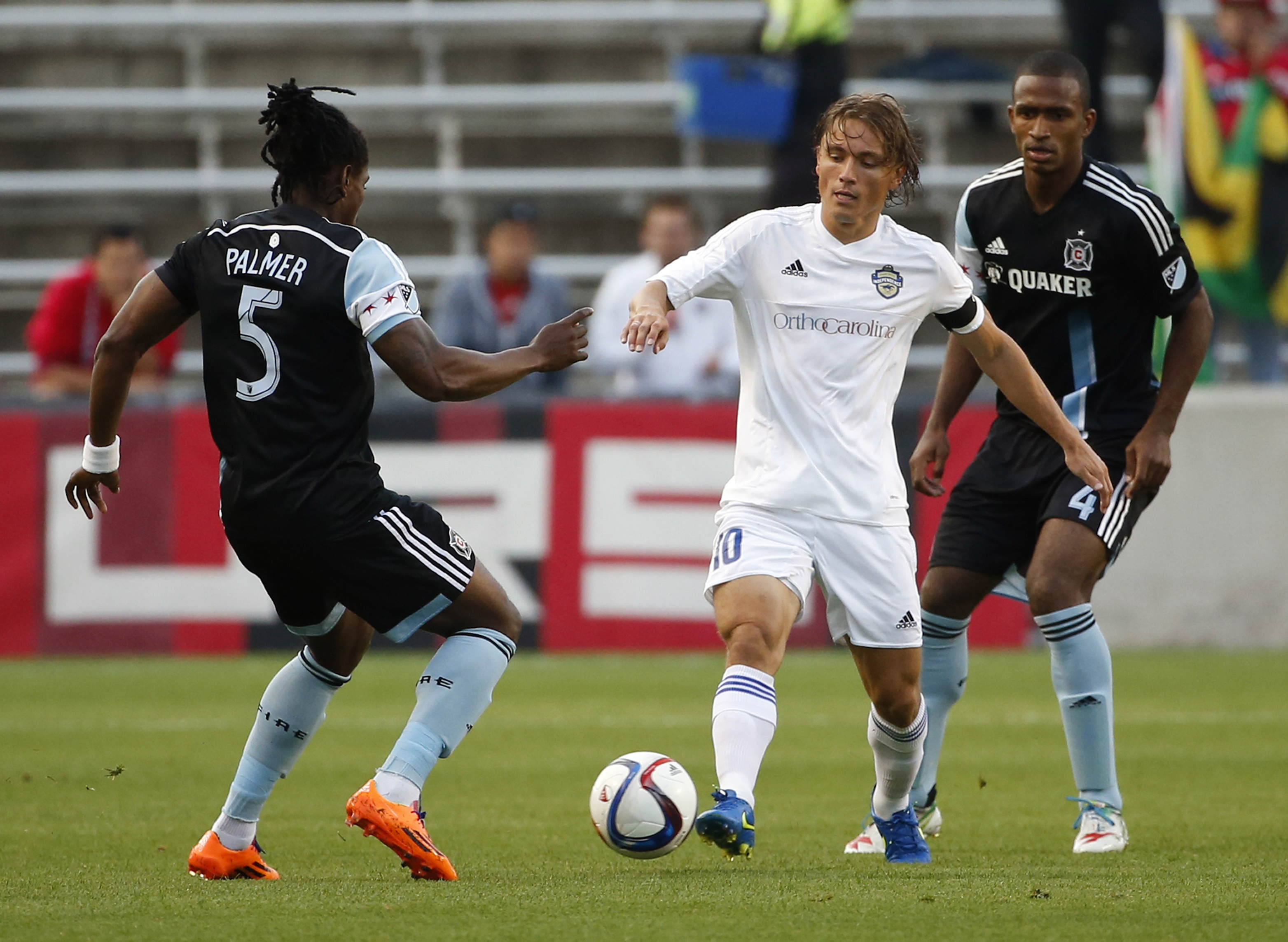 MLS: U.S. Open Cup-Charlotte  Independence at Chicago Fire