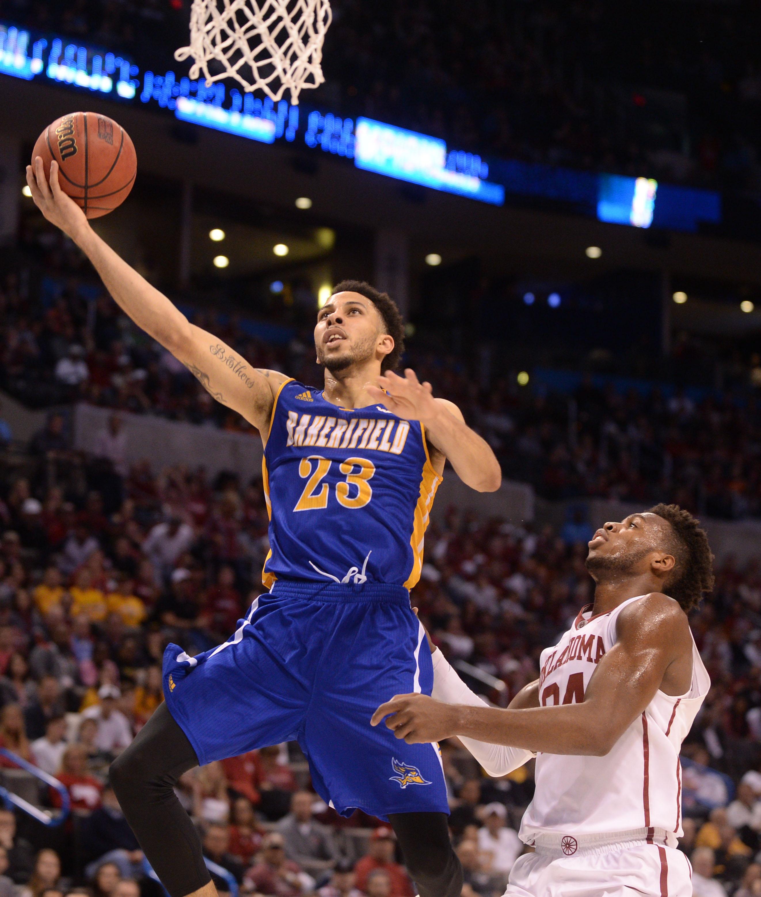 NCAA Basketball: NCAA Tournament-CSU Bakersfield vs Oklahoma