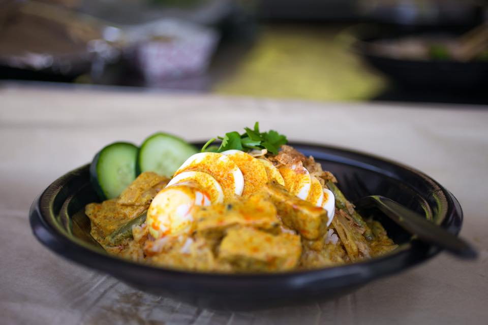 A dish from DFG Noodles