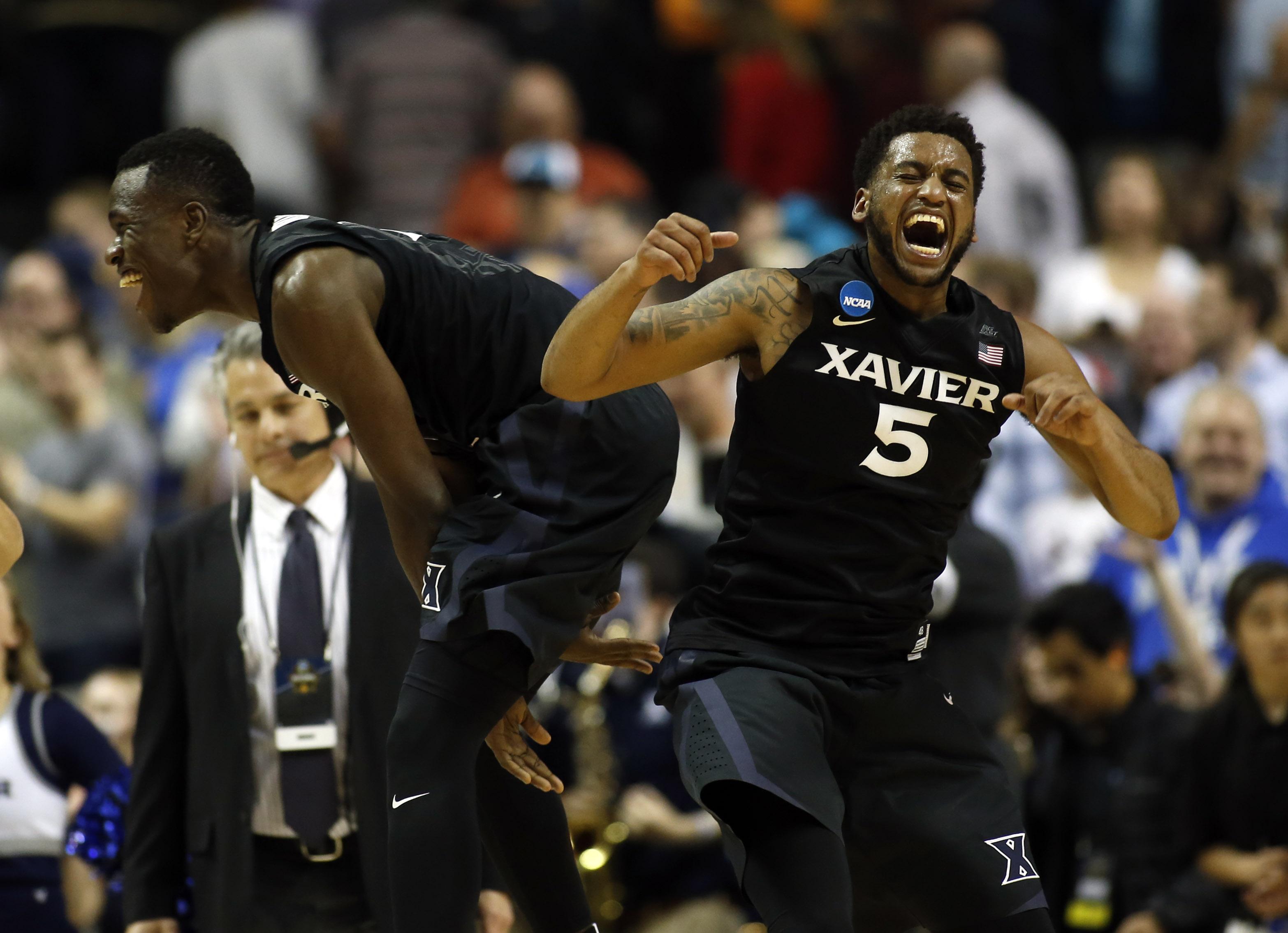 NCAA Basketball: NCAA Tournament-West Regional-Arizona vs Xavier