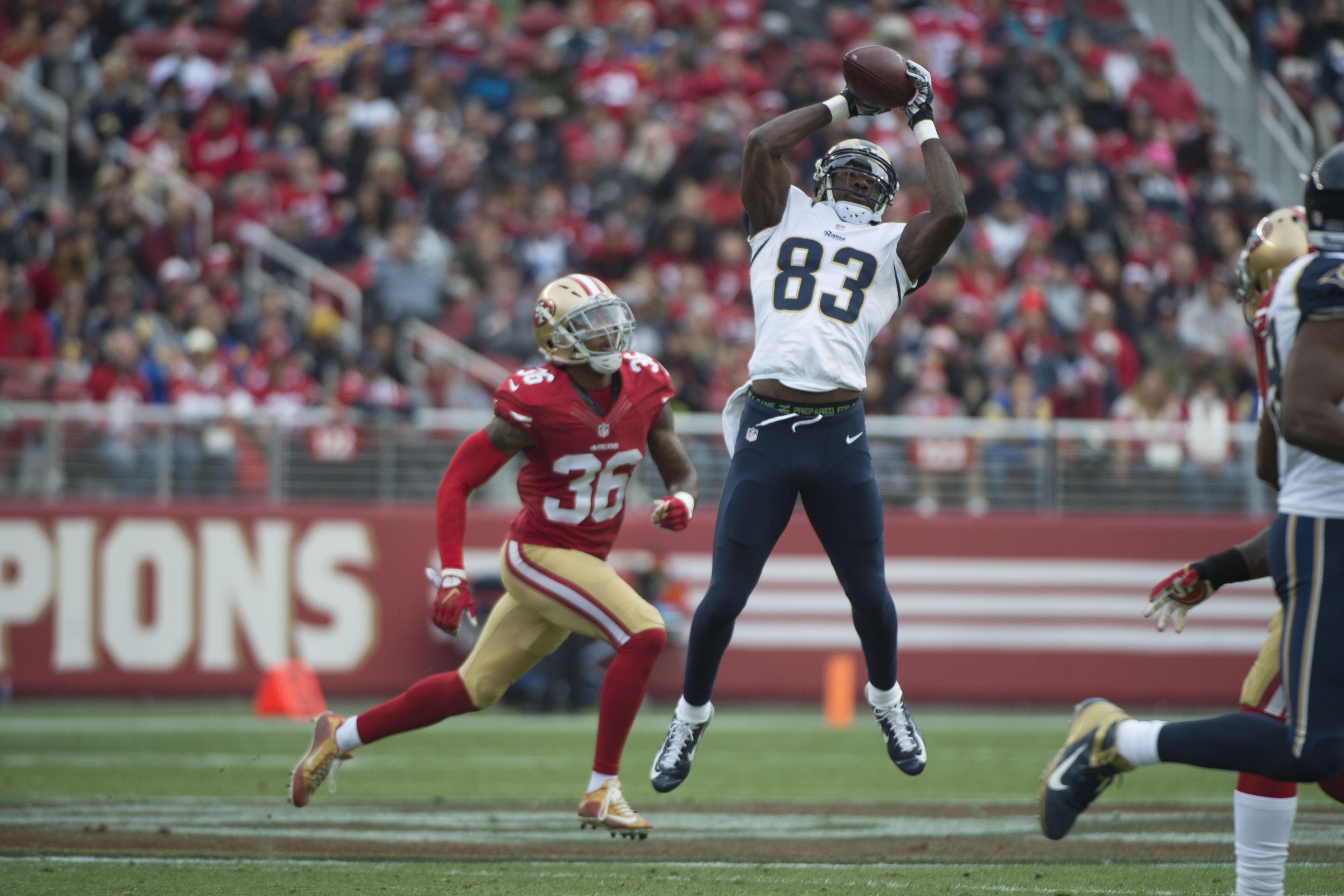 NFL: St. Louis Rams at San Francisco 49ers