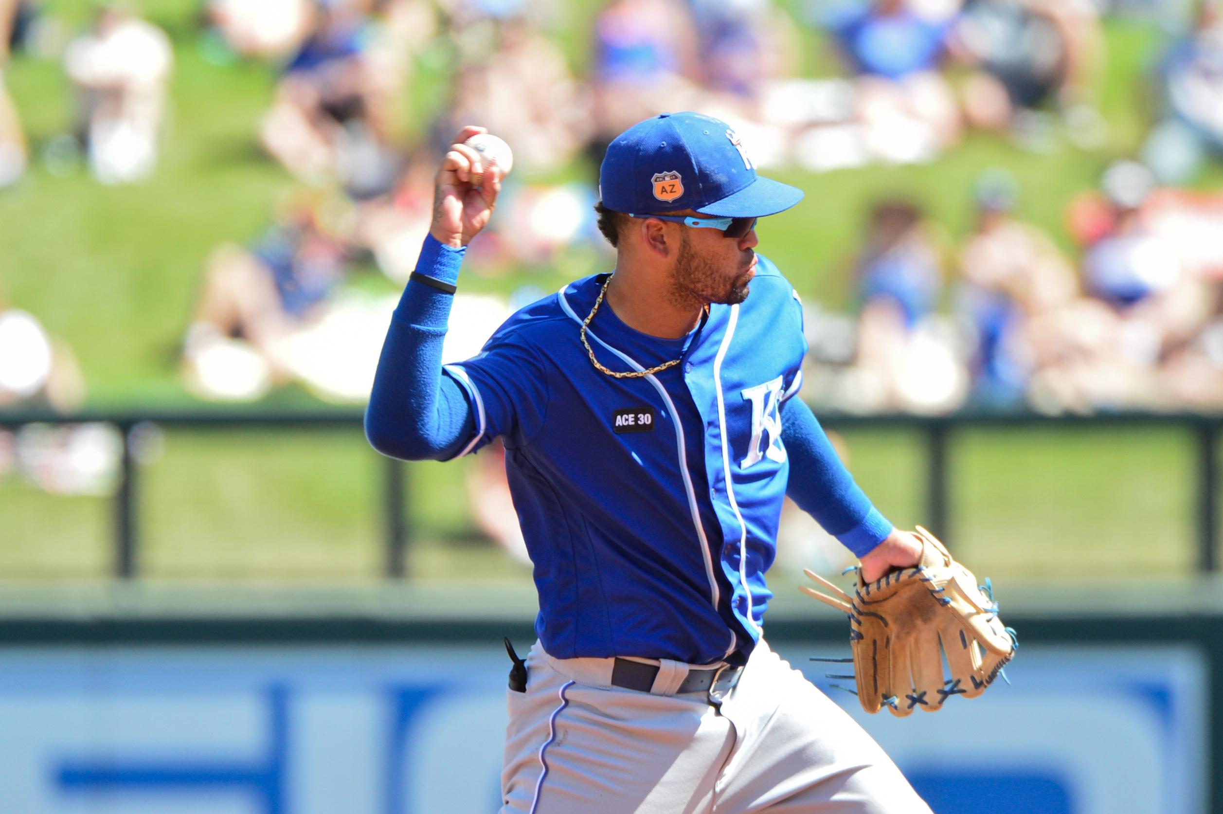 MLB: Spring Training-Kansas City Royals at Arizona Diamondbacks