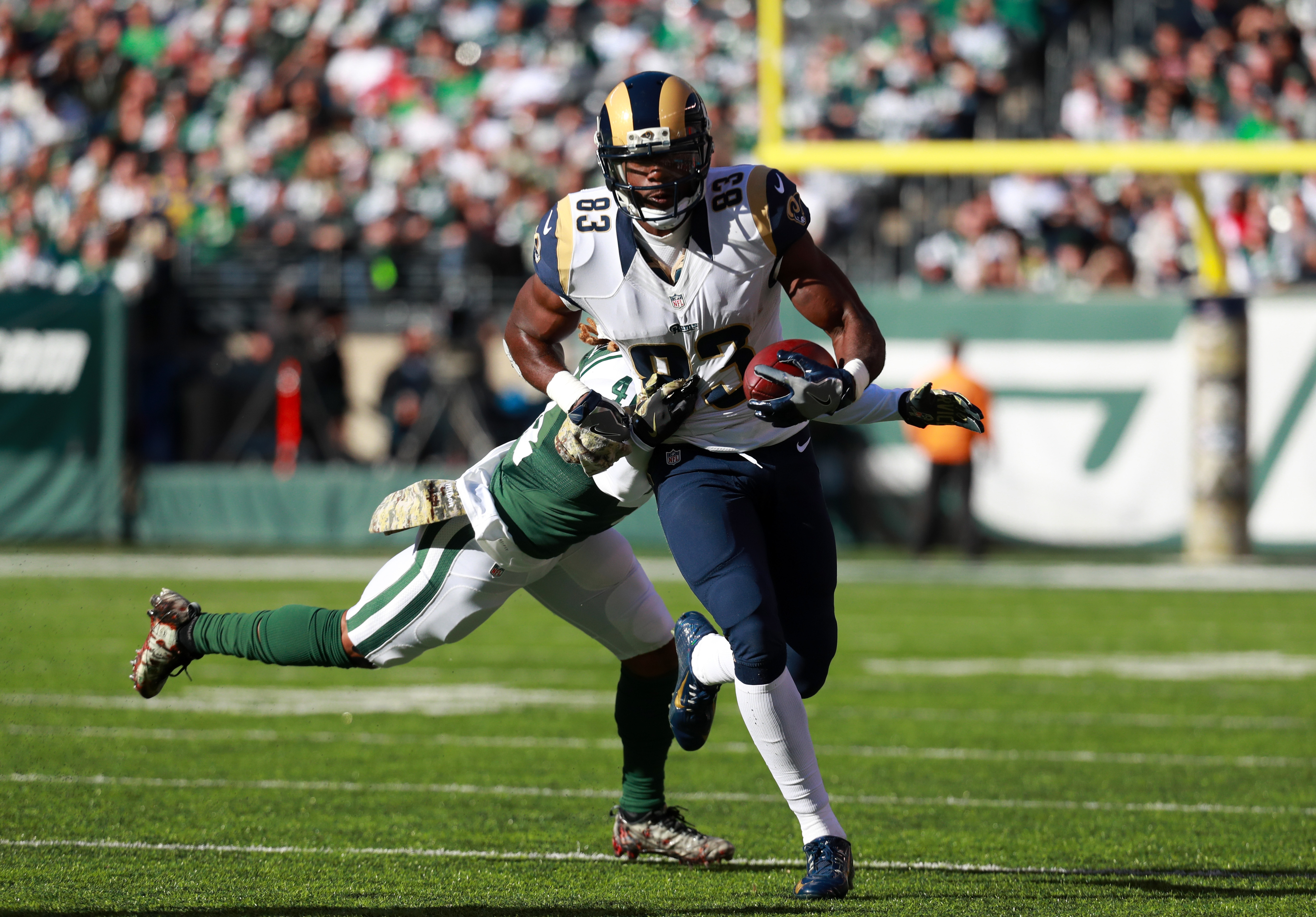 Former Los Angeles Rams WR Brian Quick