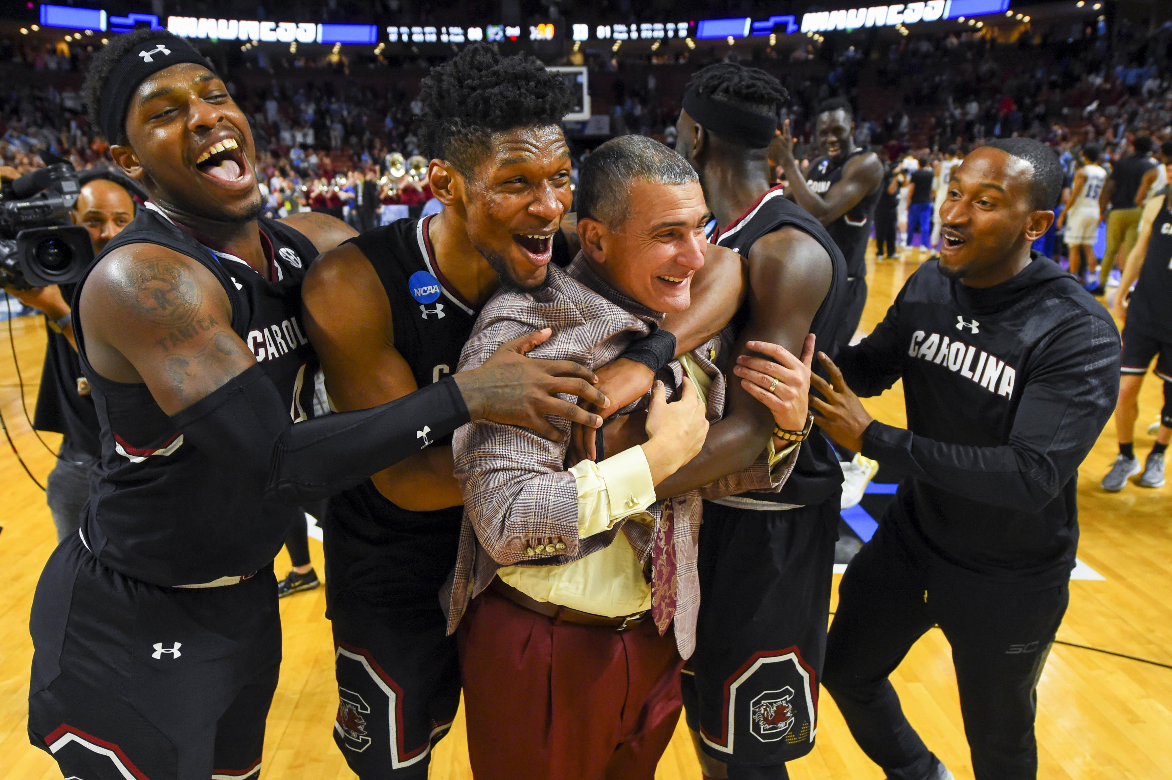 NCAA Basketball: NCAA Tournament-Second Round-South Carolina vs Duke