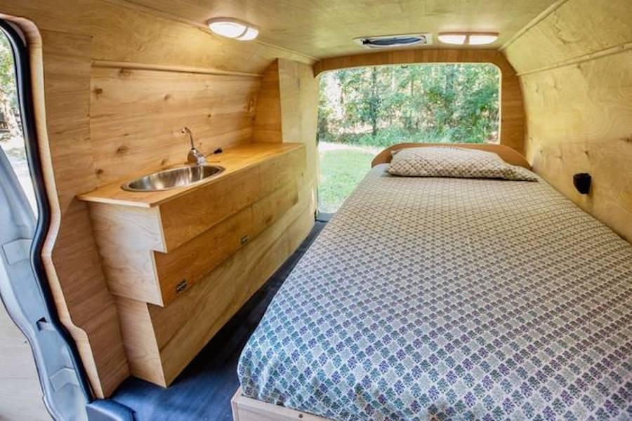 converted van home