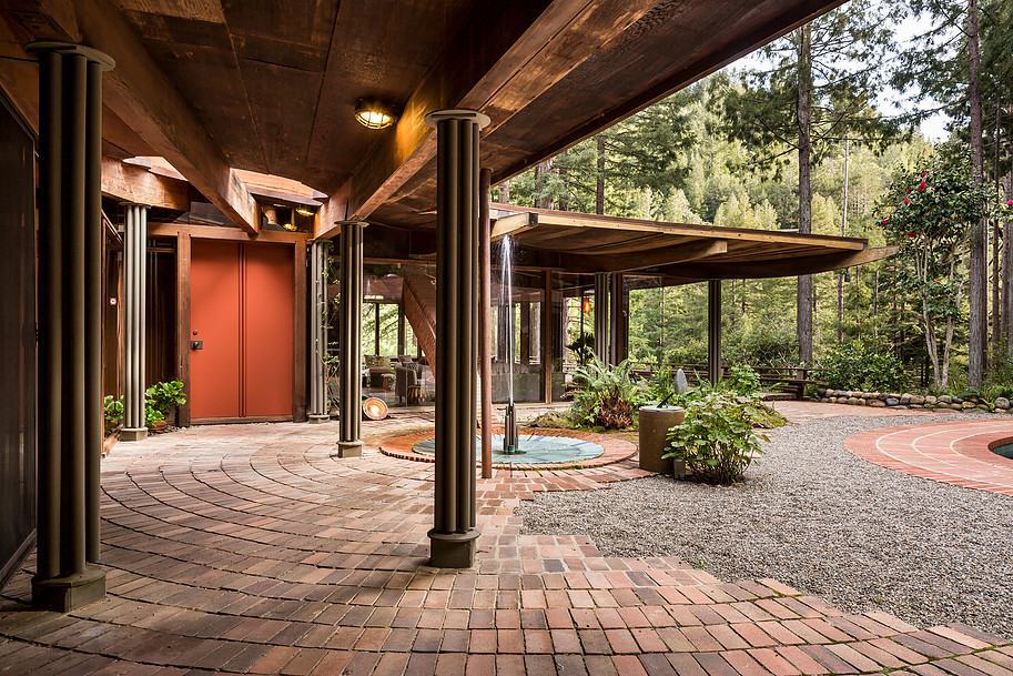 Mill Valley midcentury masterpiece by Daniel Liebermann asks $2.7 million