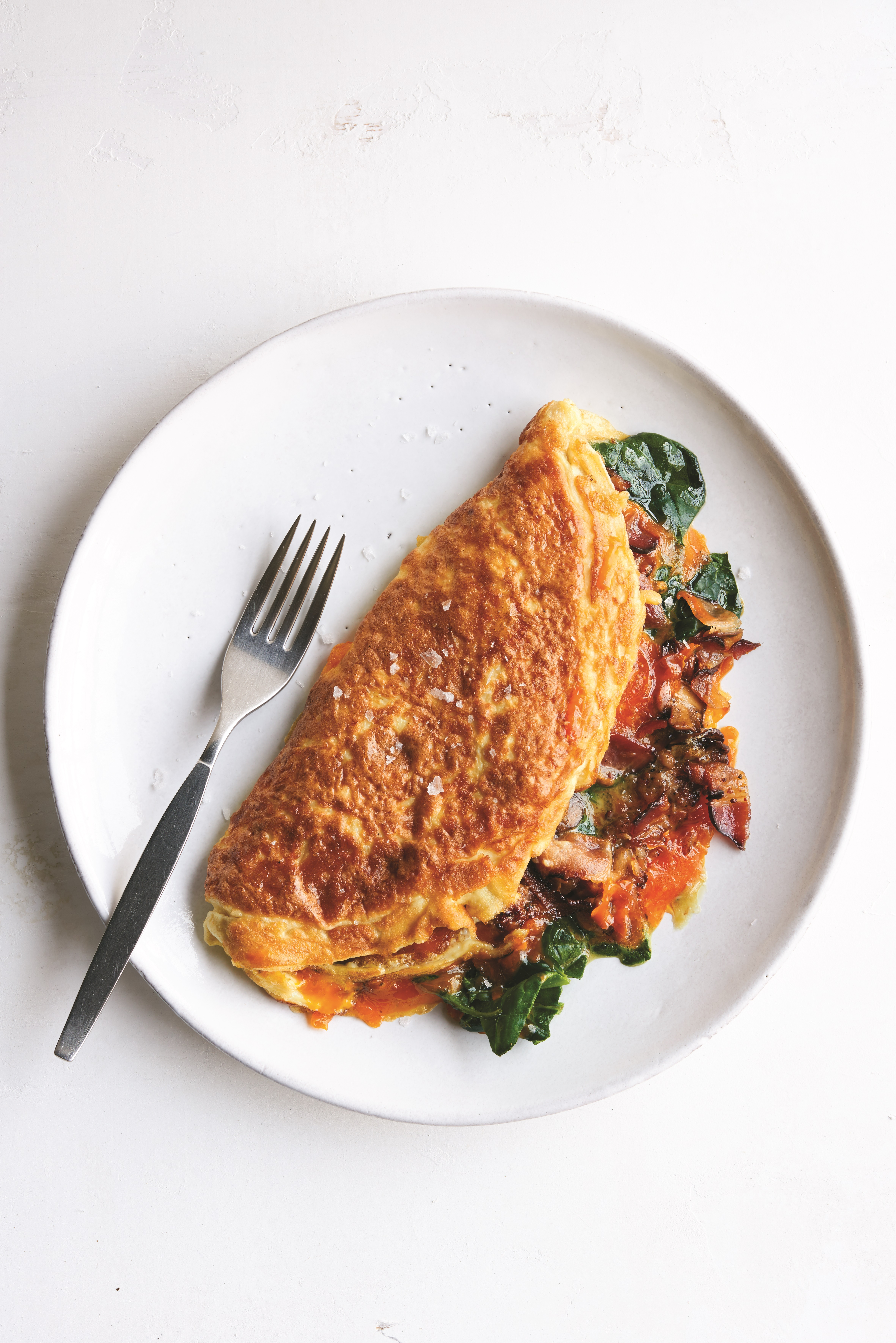 Recipe: How to Make the Fluffiest Omelet Ever