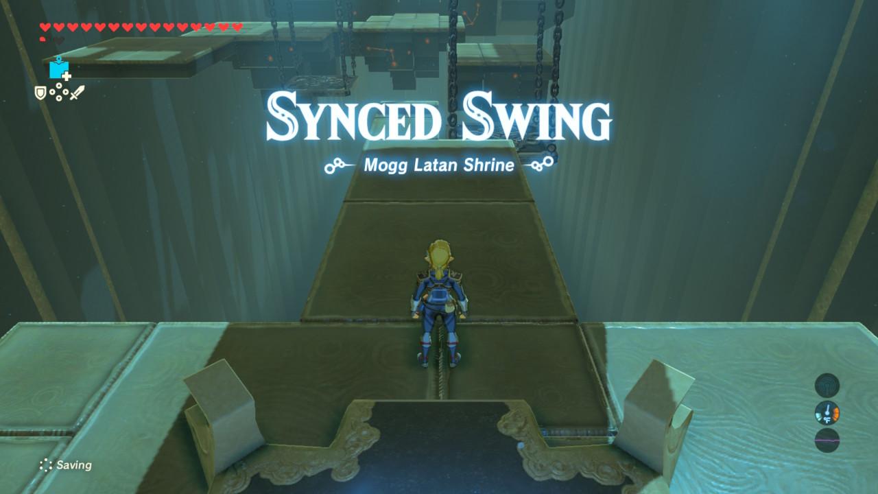 Zelda: Breath of the Wild guide: Mogg Latan shrine location, treasure and puzzle solutions