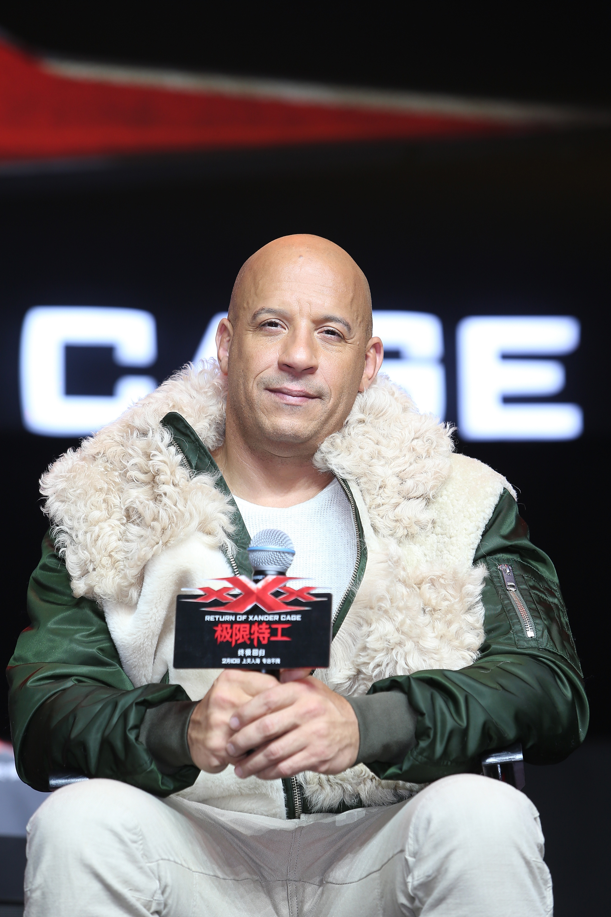 xXx: Return Of Xander Cage - Press Conference