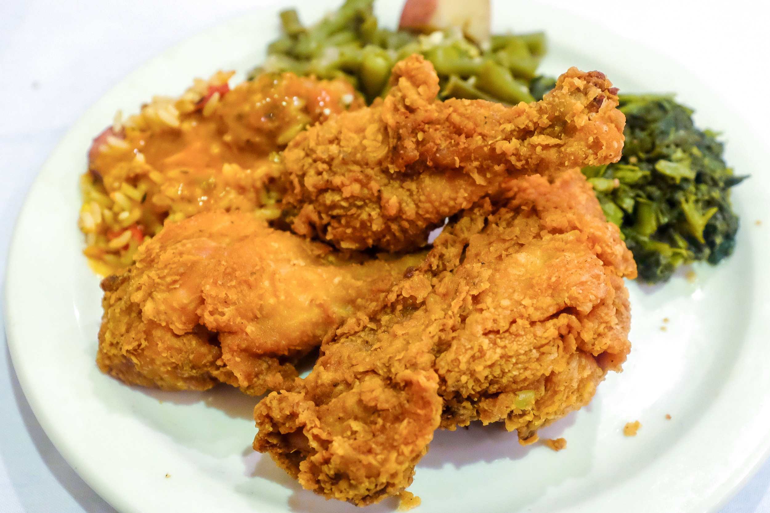 dooky chase fried chicken